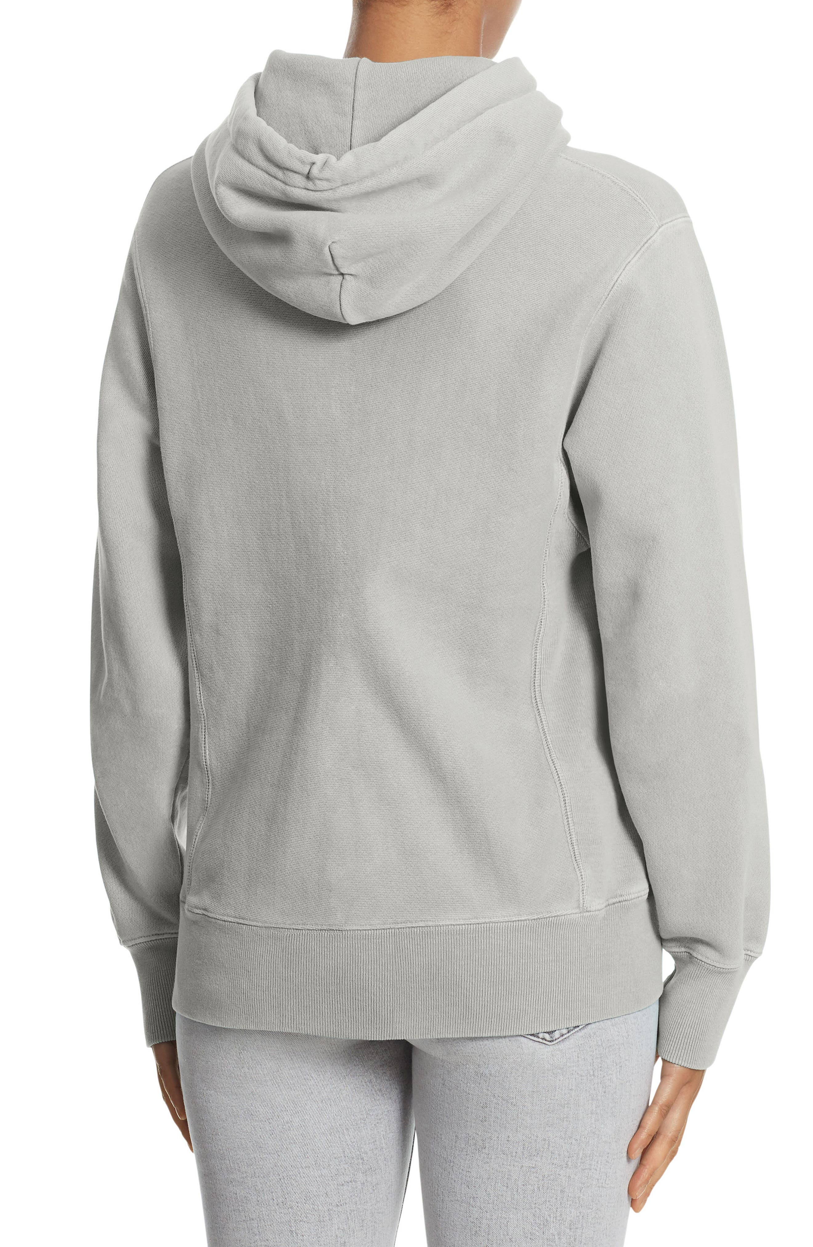 Reverse Weave<sup>®</sup> Pullover Hoodie,                             Alternate thumbnail 2, color,                             020