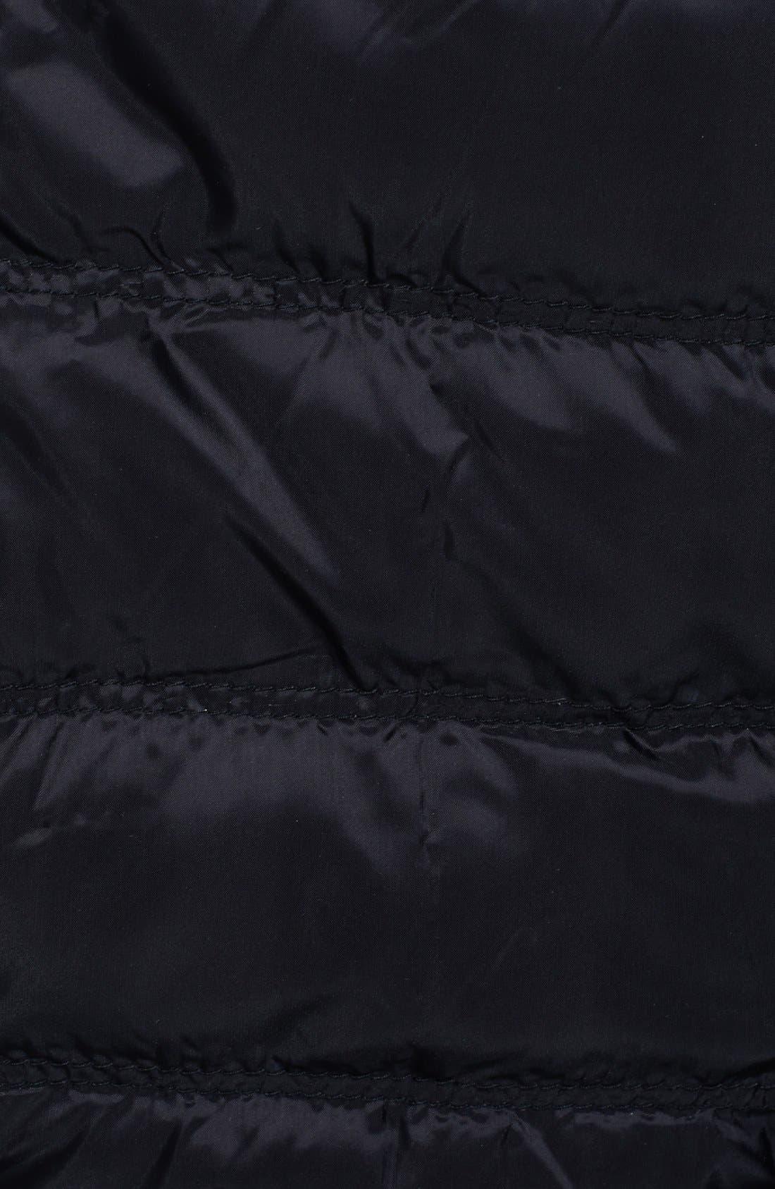 'Valestead' Goose Down Coat,                             Alternate thumbnail 2, color,                             001