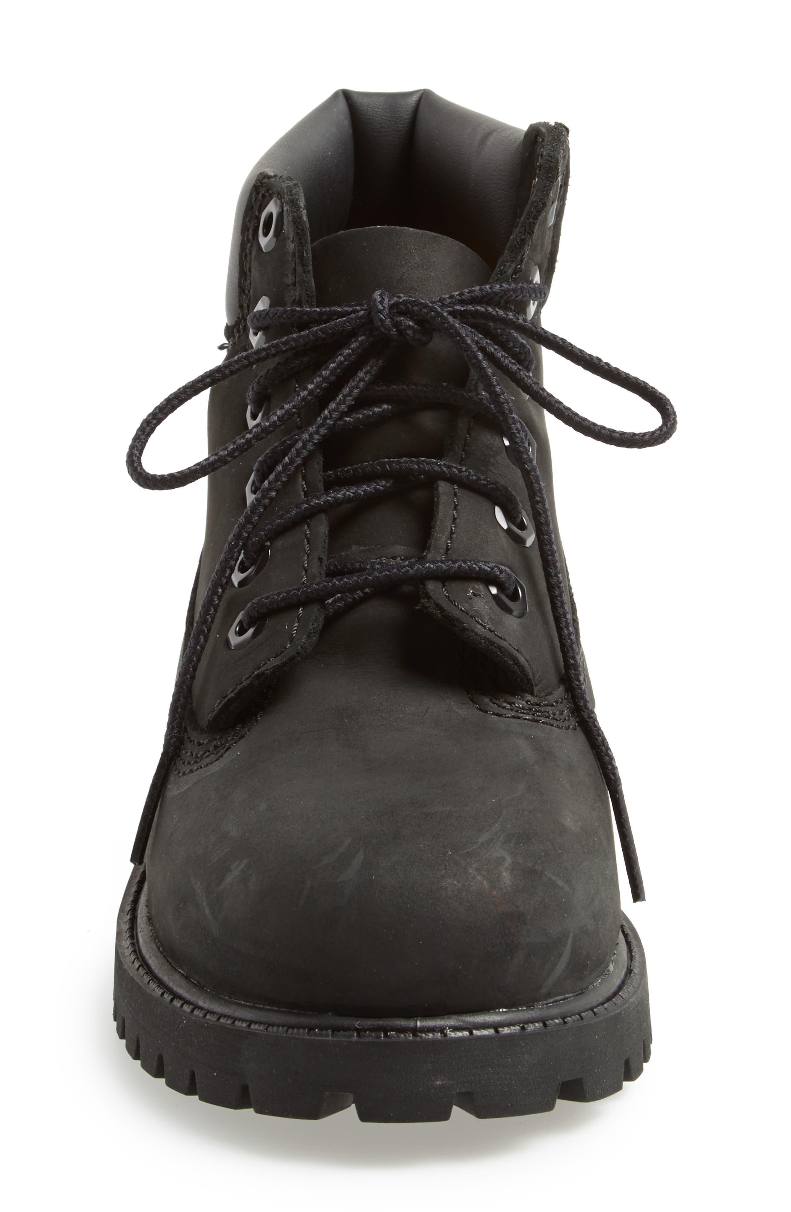 '6 Inch Premium' Waterproof Boot,                             Alternate thumbnail 6, color,                             001