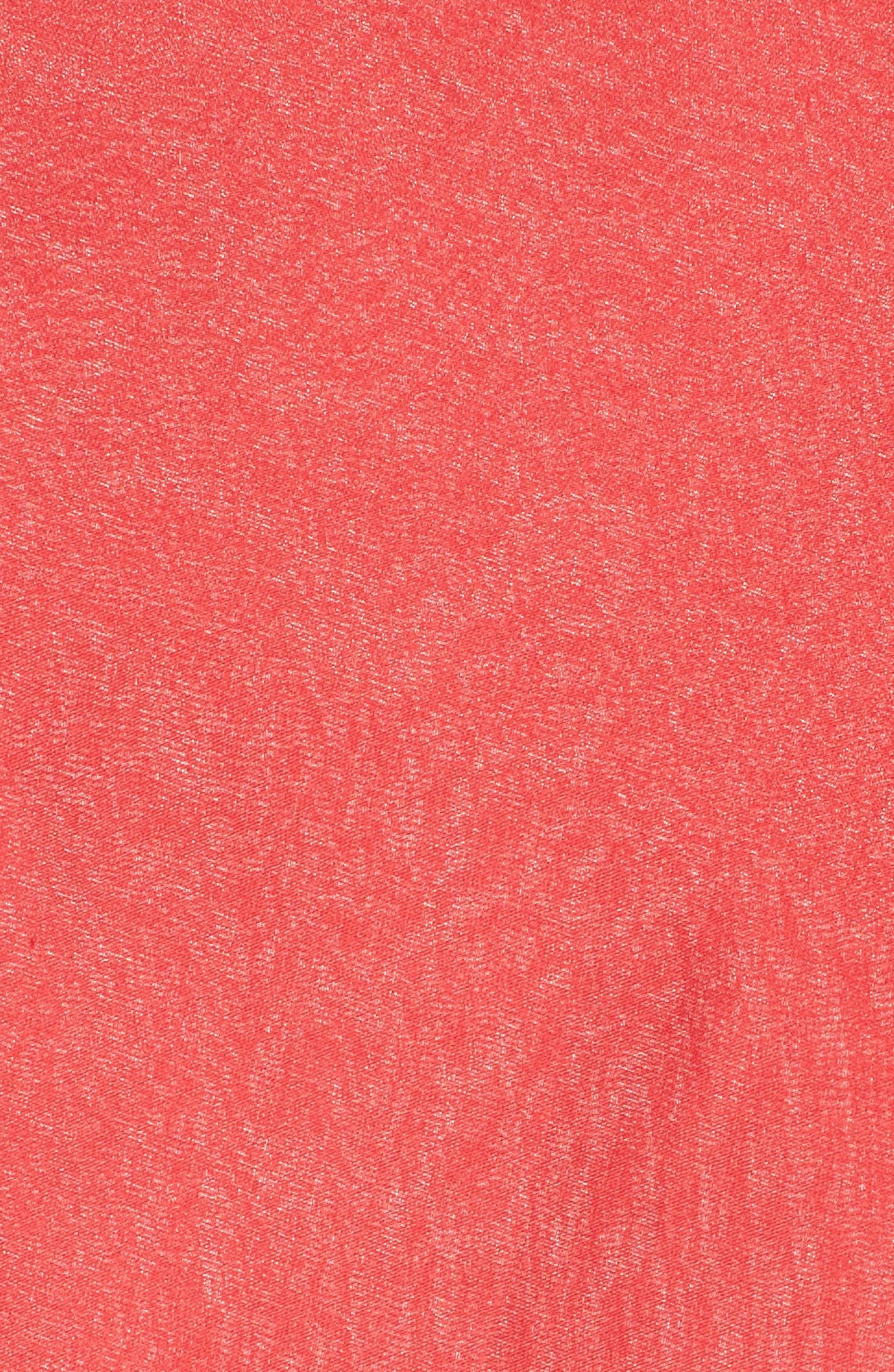 Satin Border Silk Wrap,                             Alternate thumbnail 47, color,