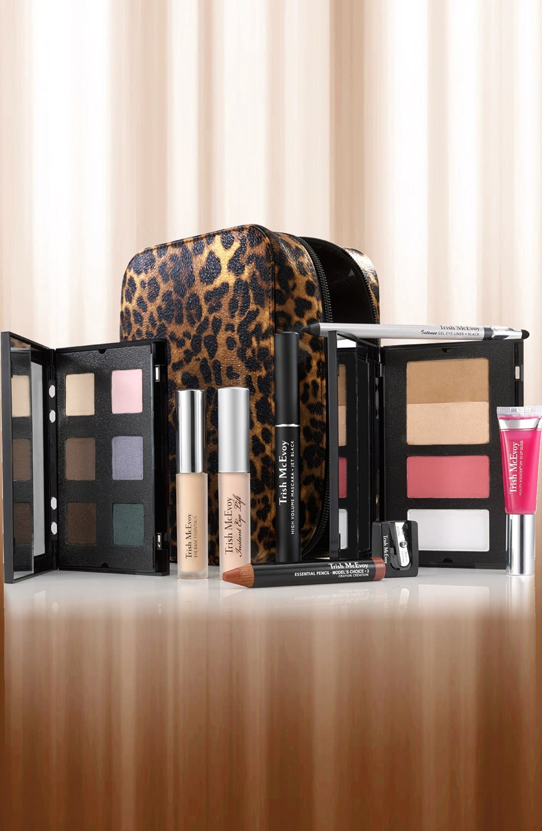 TRISH MCEVOY,                             Power of Makeup Planner<sup>®</sup> Collection Timeless Beauty,                             Alternate thumbnail 2, color,                             000