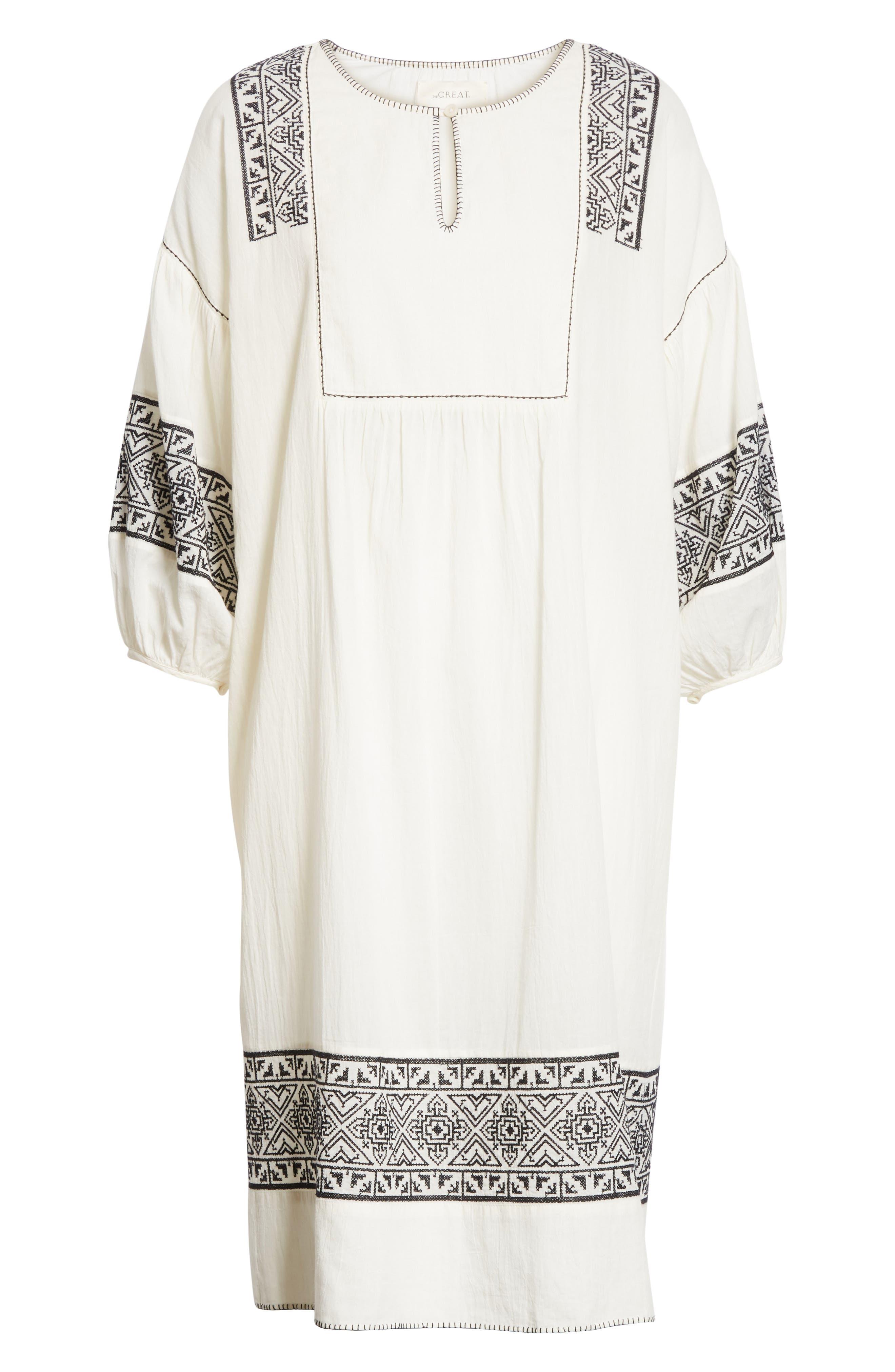 The Lovely Tunic Dress,                             Alternate thumbnail 6, color,                             900