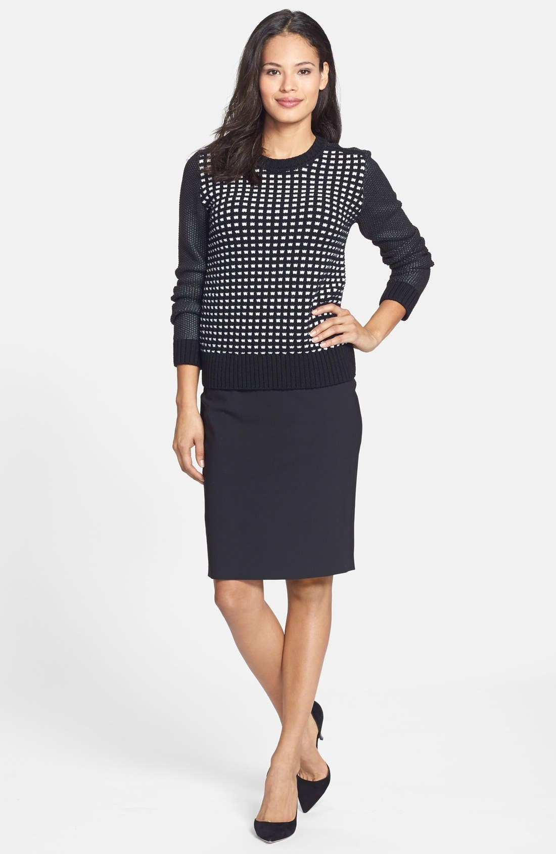 'Vilina' Skirt,                         Main,                         color, 001