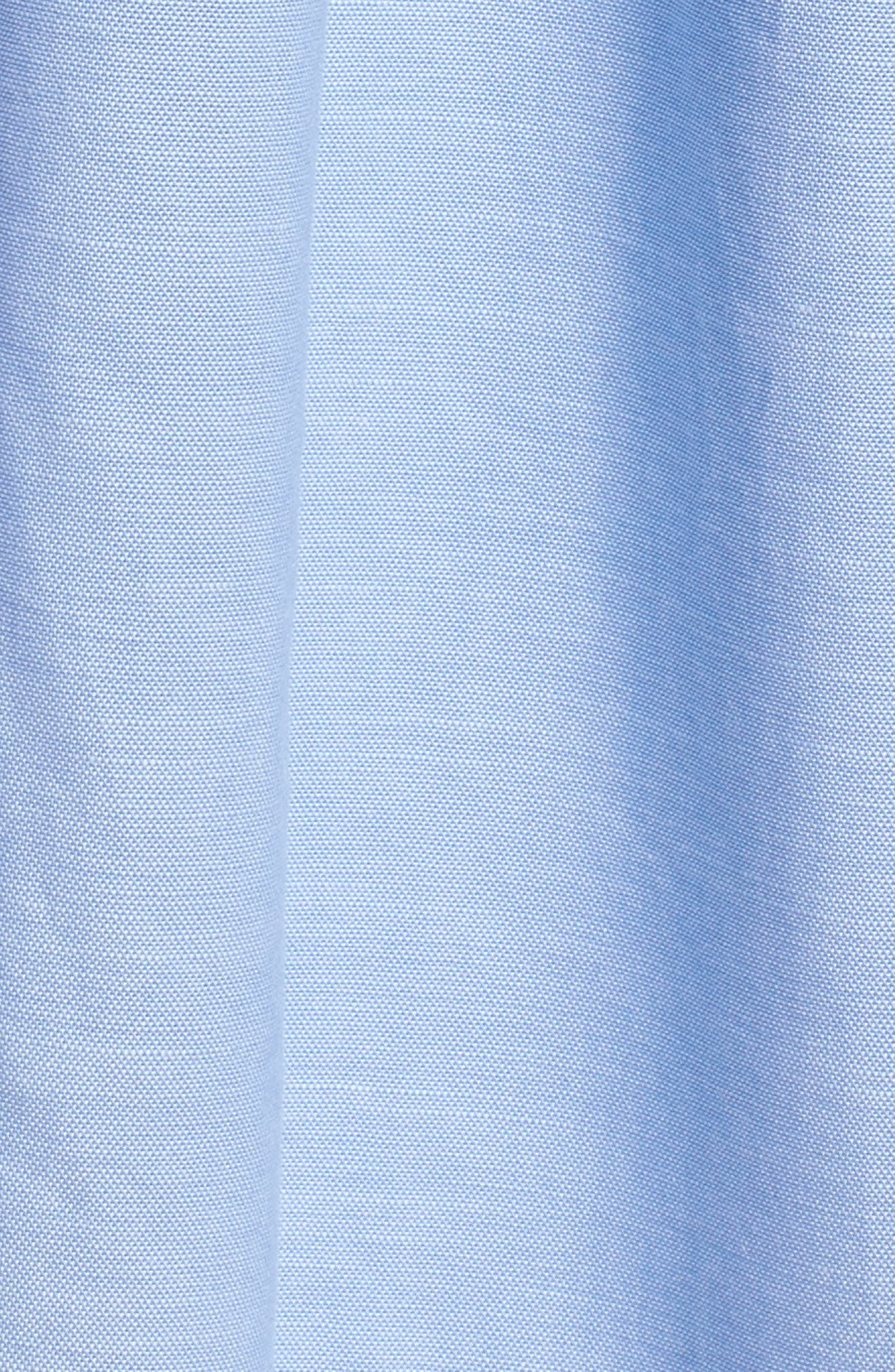 1901,                             Bow Tie Chambray Skirt,                             Alternate thumbnail 6, color,                             420