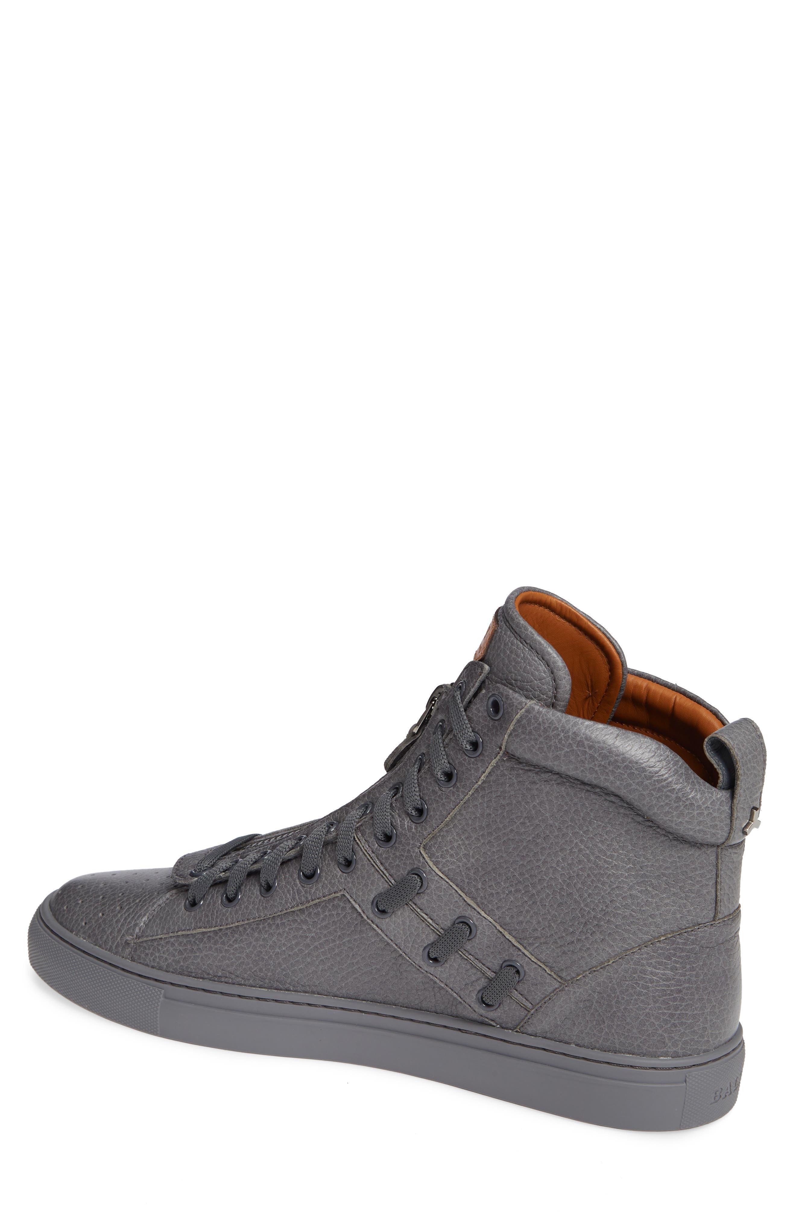 Hekem High-Top Sneaker,                             Alternate thumbnail 2, color,                             GARCONE GREY
