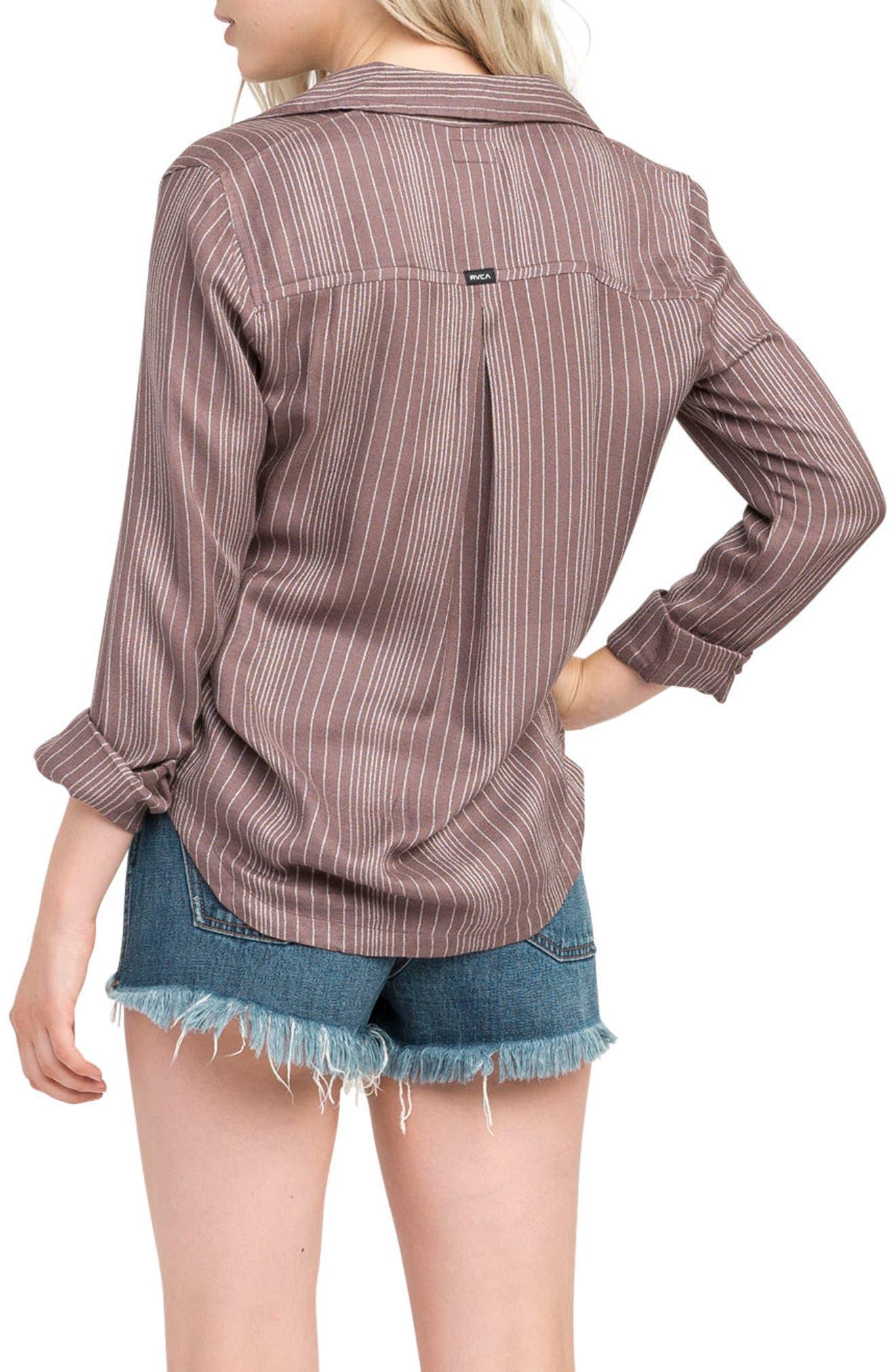 Denver Button Front Shirt,                             Alternate thumbnail 2, color,                             500