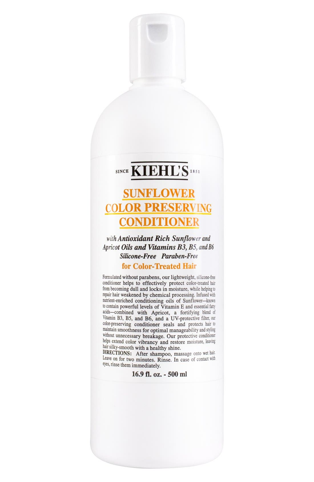Sunflower Color Preserving Conditioner,                             Alternate thumbnail 3, color,                             NO COLOR