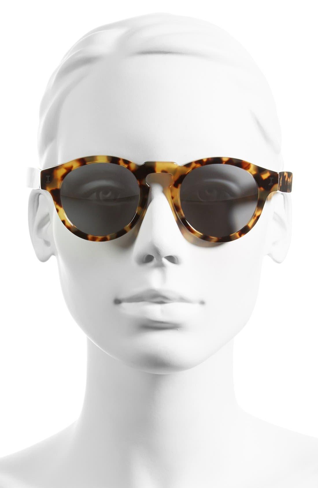 'Leonard' 47mm Sunglasses,                             Alternate thumbnail 108, color,