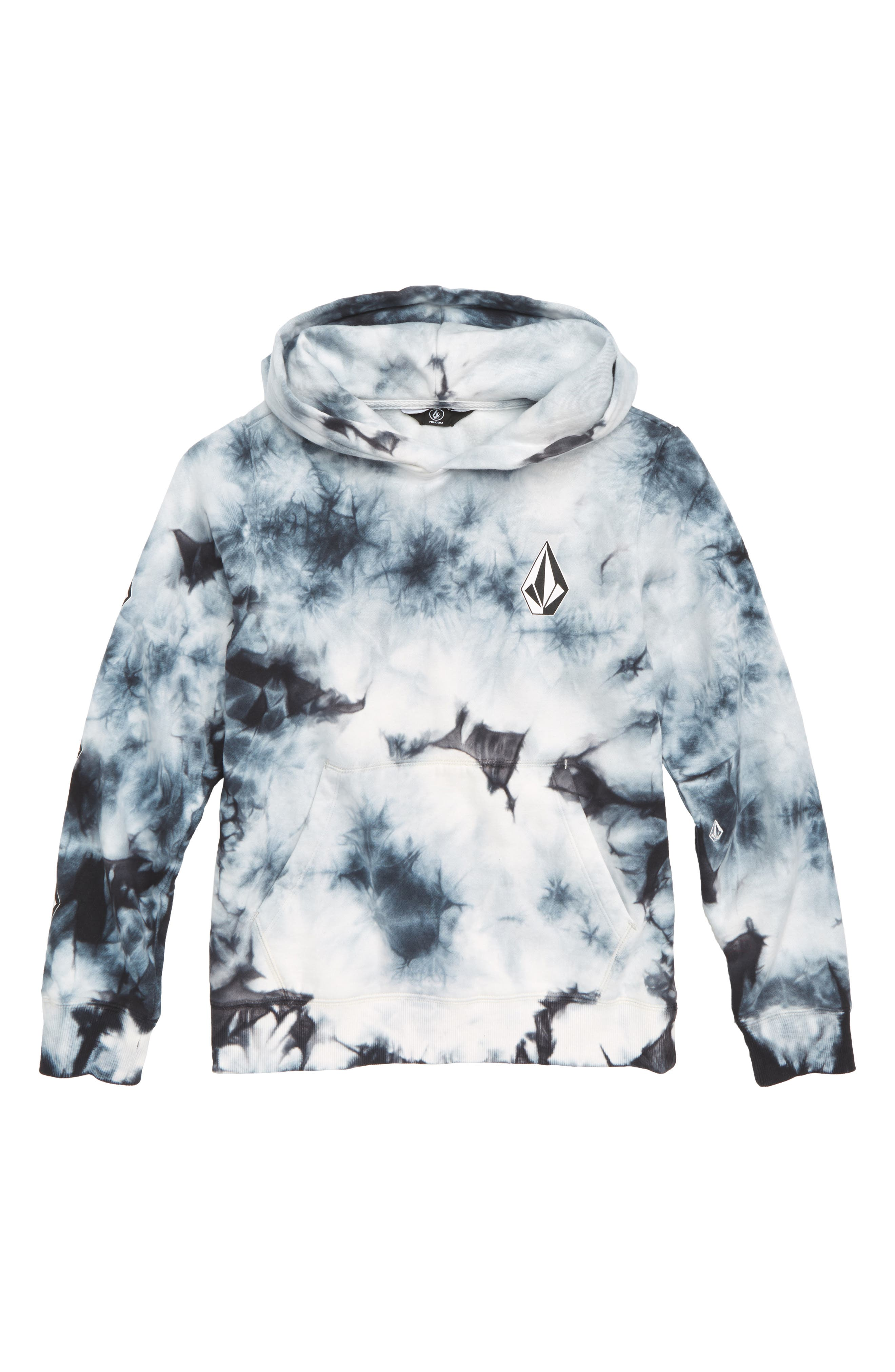 Deadly Stones Tie Dye Hoodie,                             Main thumbnail 1, color,                             038