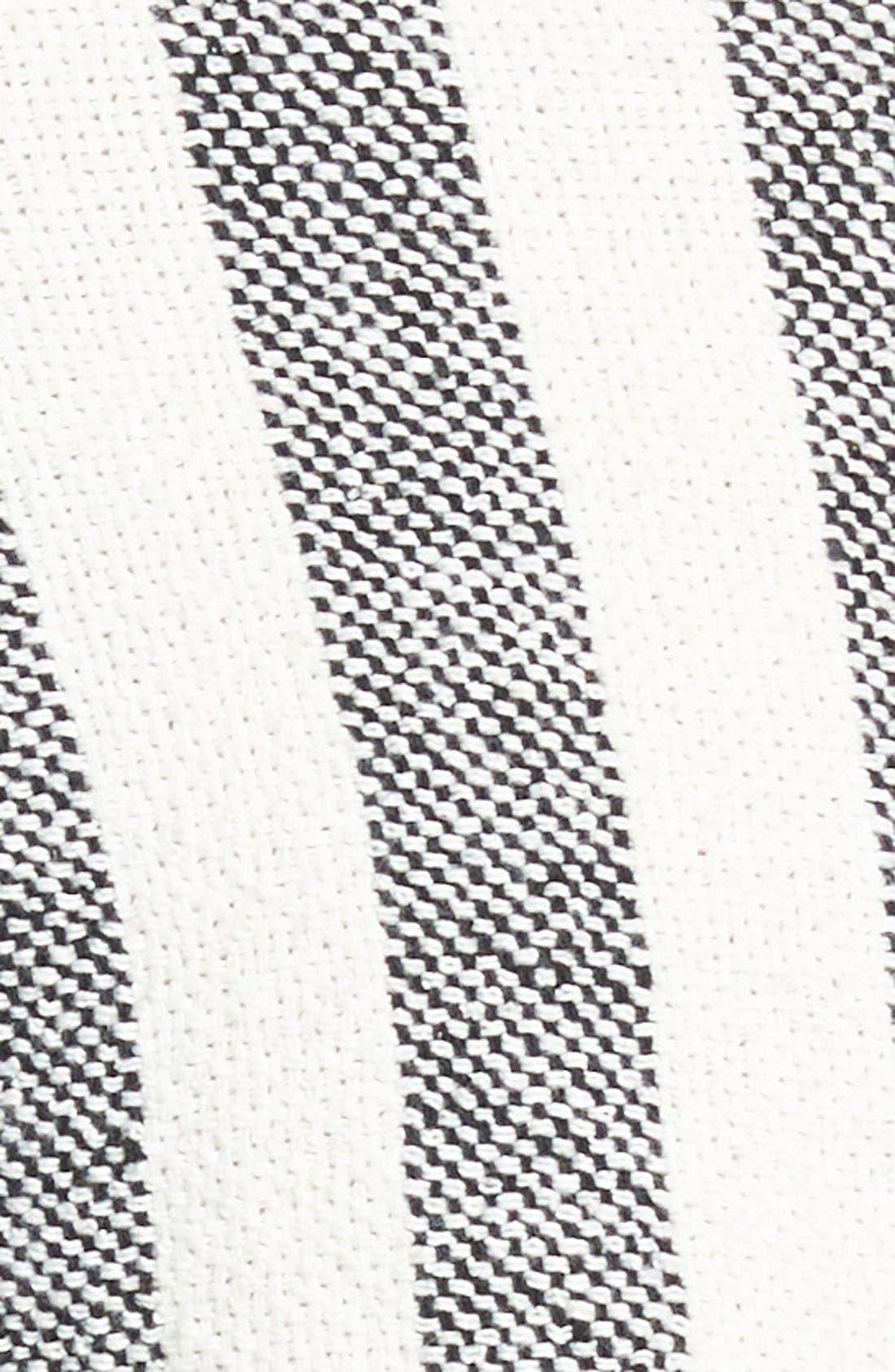 'Marooned' High Waist Woven Shorts,                             Alternate thumbnail 4, color,                             900