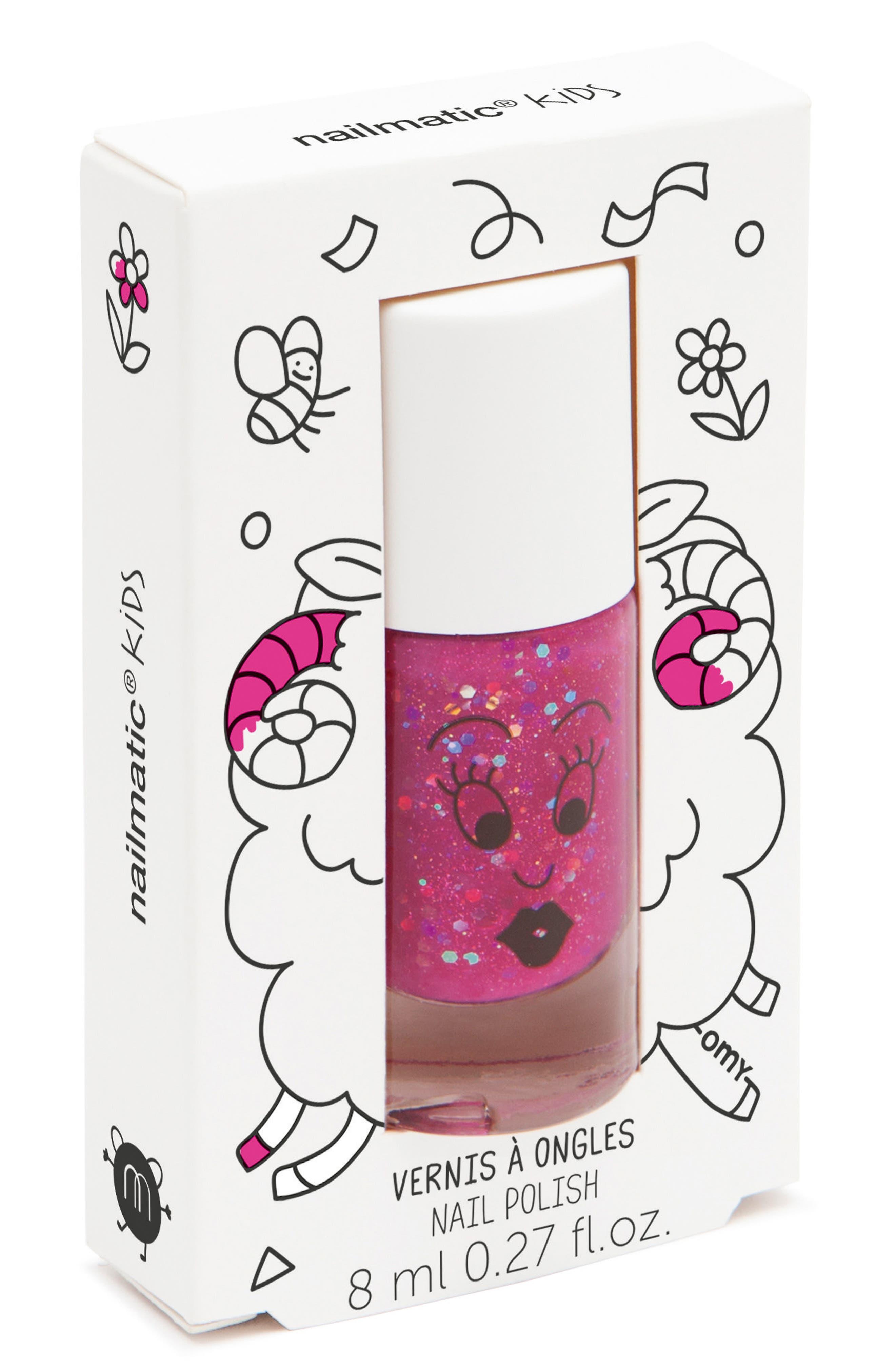 Water-Based Nail Polish,                             Main thumbnail 1, color,                             650