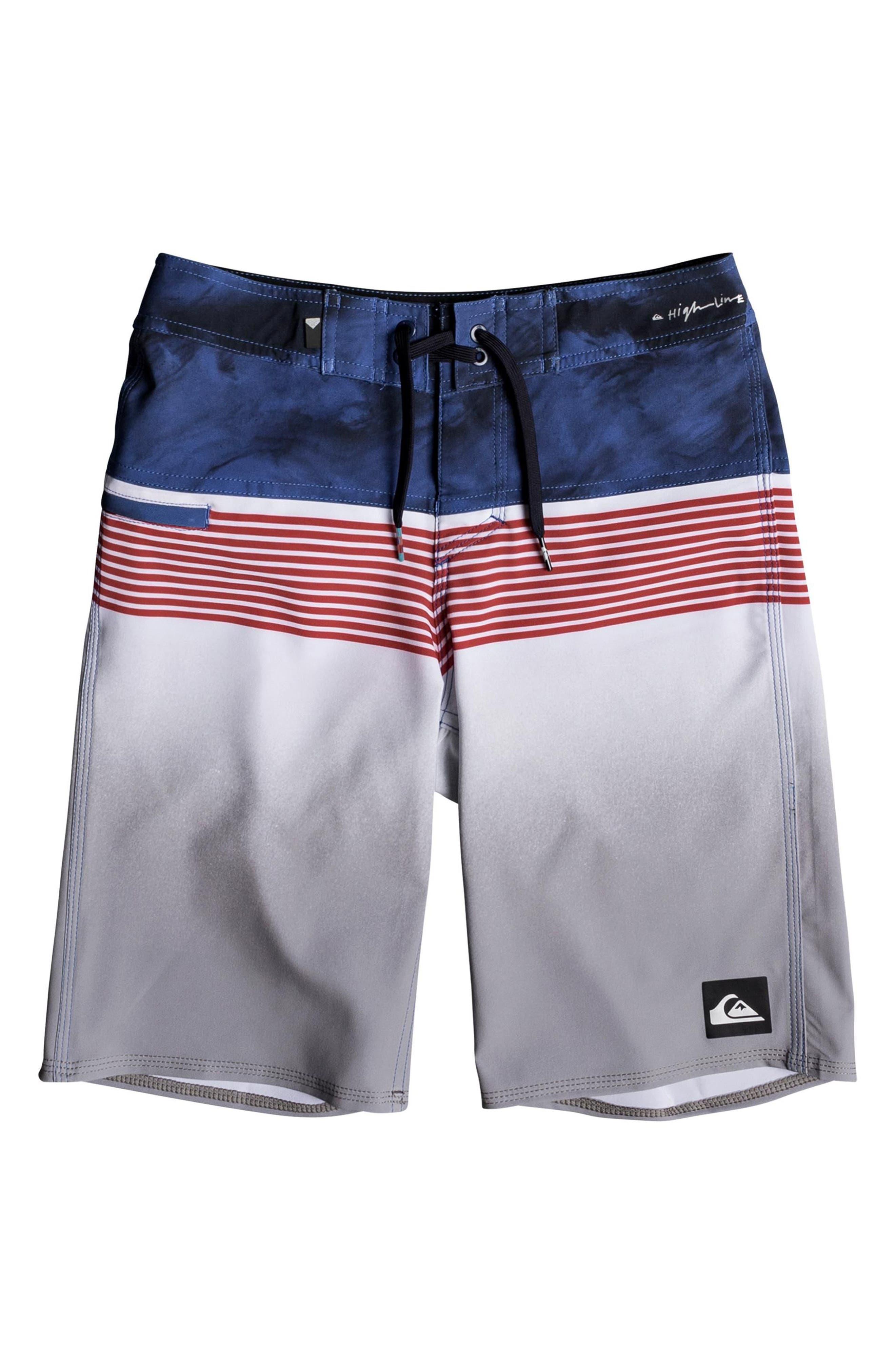 Highline Lava Board Shorts,                             Main thumbnail 1, color,                             101