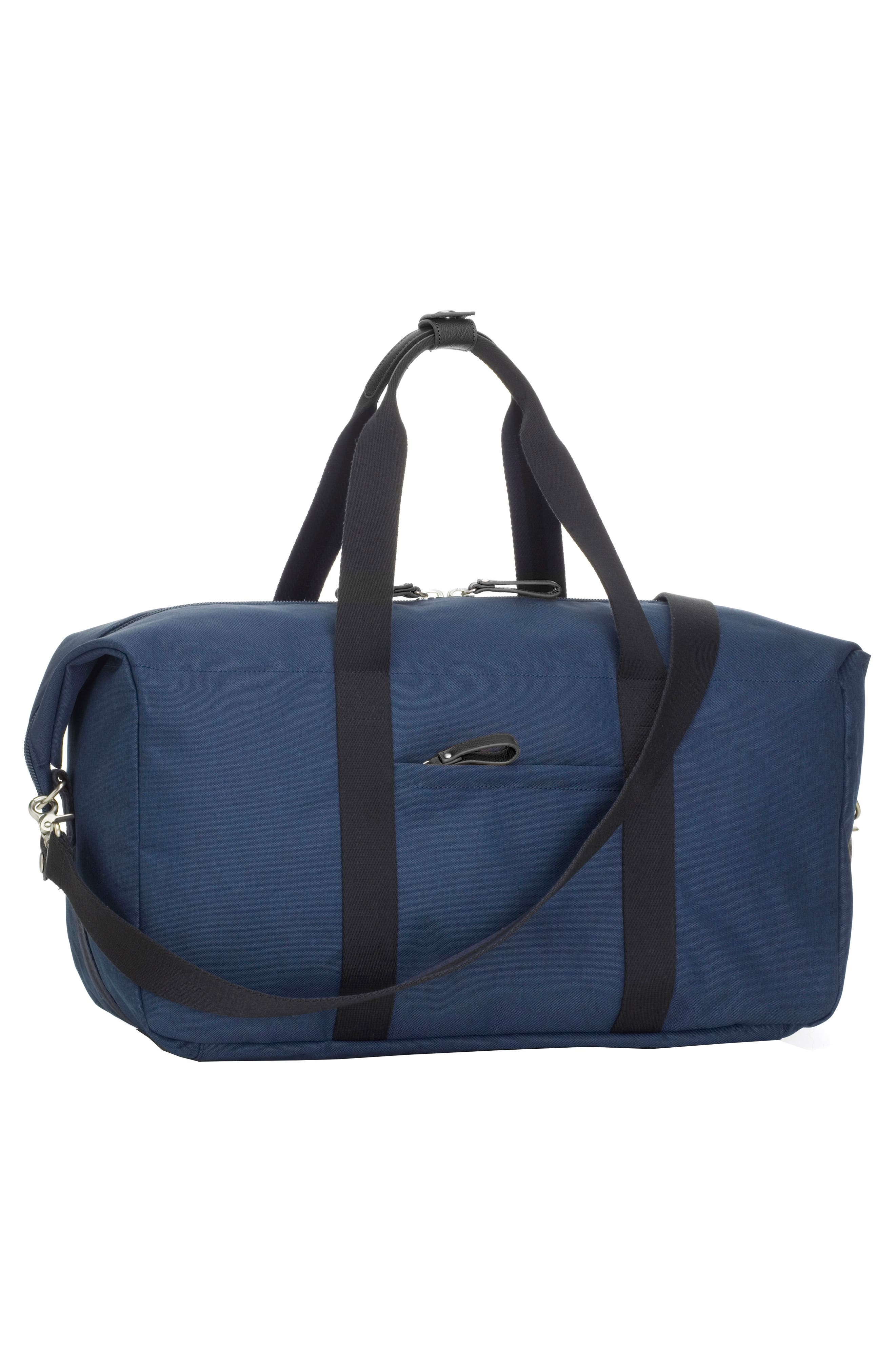 Travel Duffel with Hanging Organizer,                             Alternate thumbnail 2, color,                             NAVY