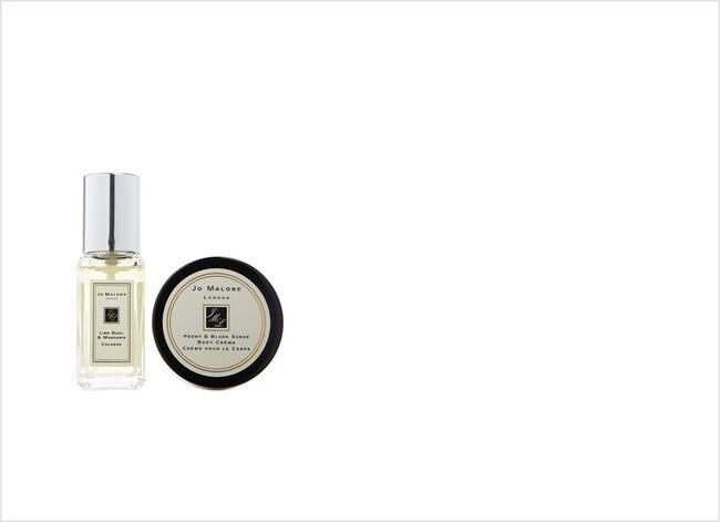 Jo Malone London gift with purchase.
