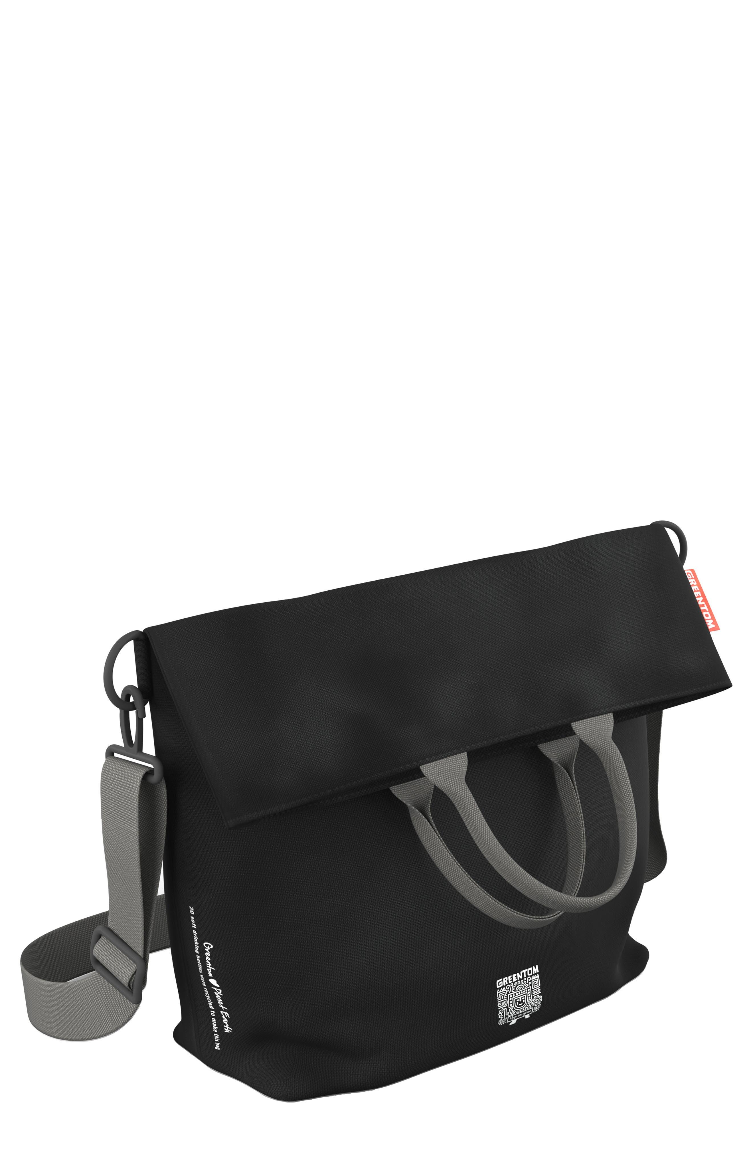 Diaper Bag,                             Main thumbnail 1, color,                             BLACK
