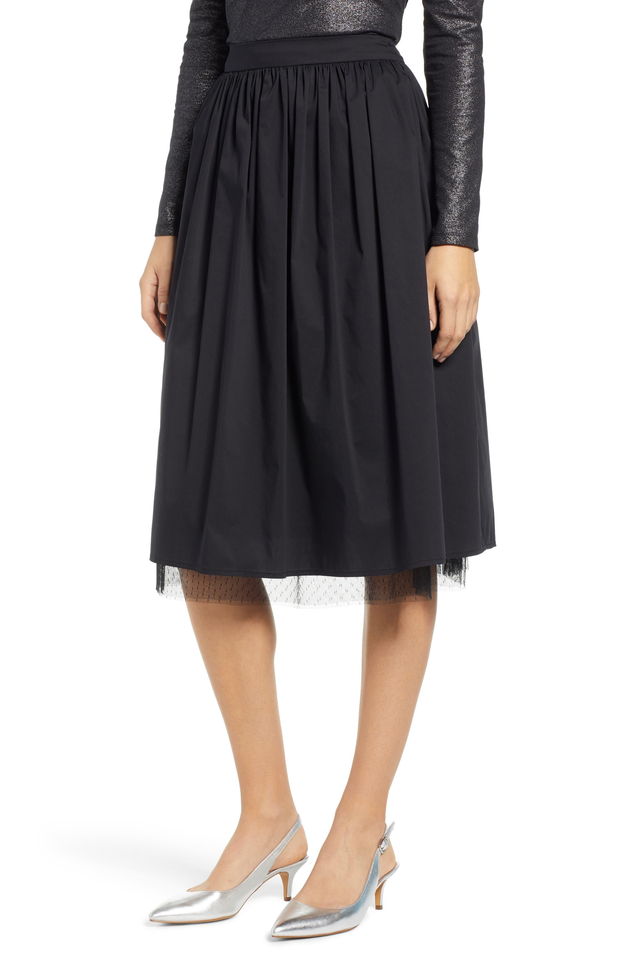 Full Skirt,                             Main thumbnail 1, color,                             001