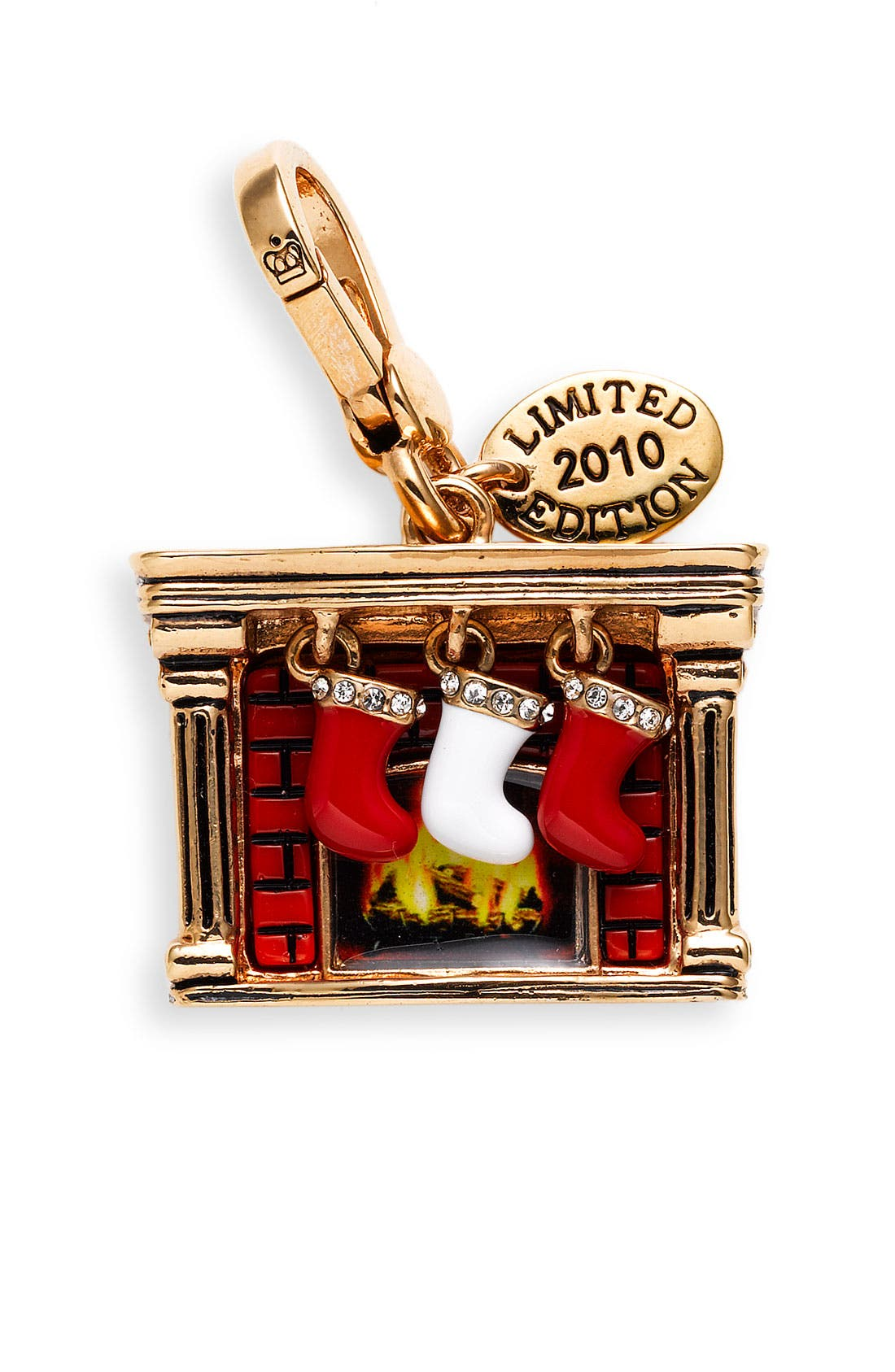 JUICY COUTURE 'Yorkie' Charm, Main, color, 710