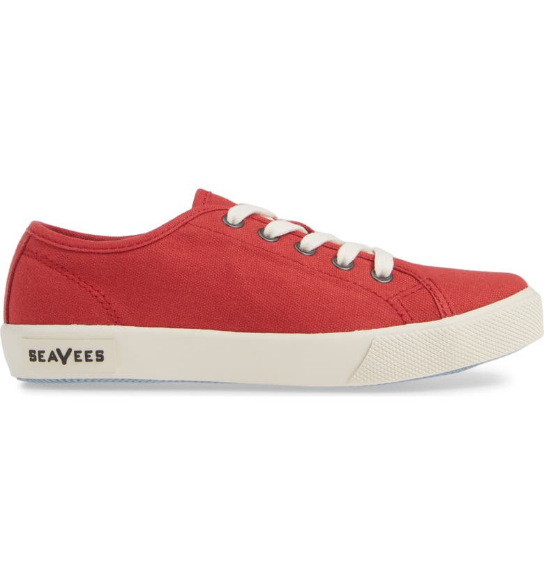 Monterey Standard Sneaker,                         Alternate,                         color, RED CANVAS