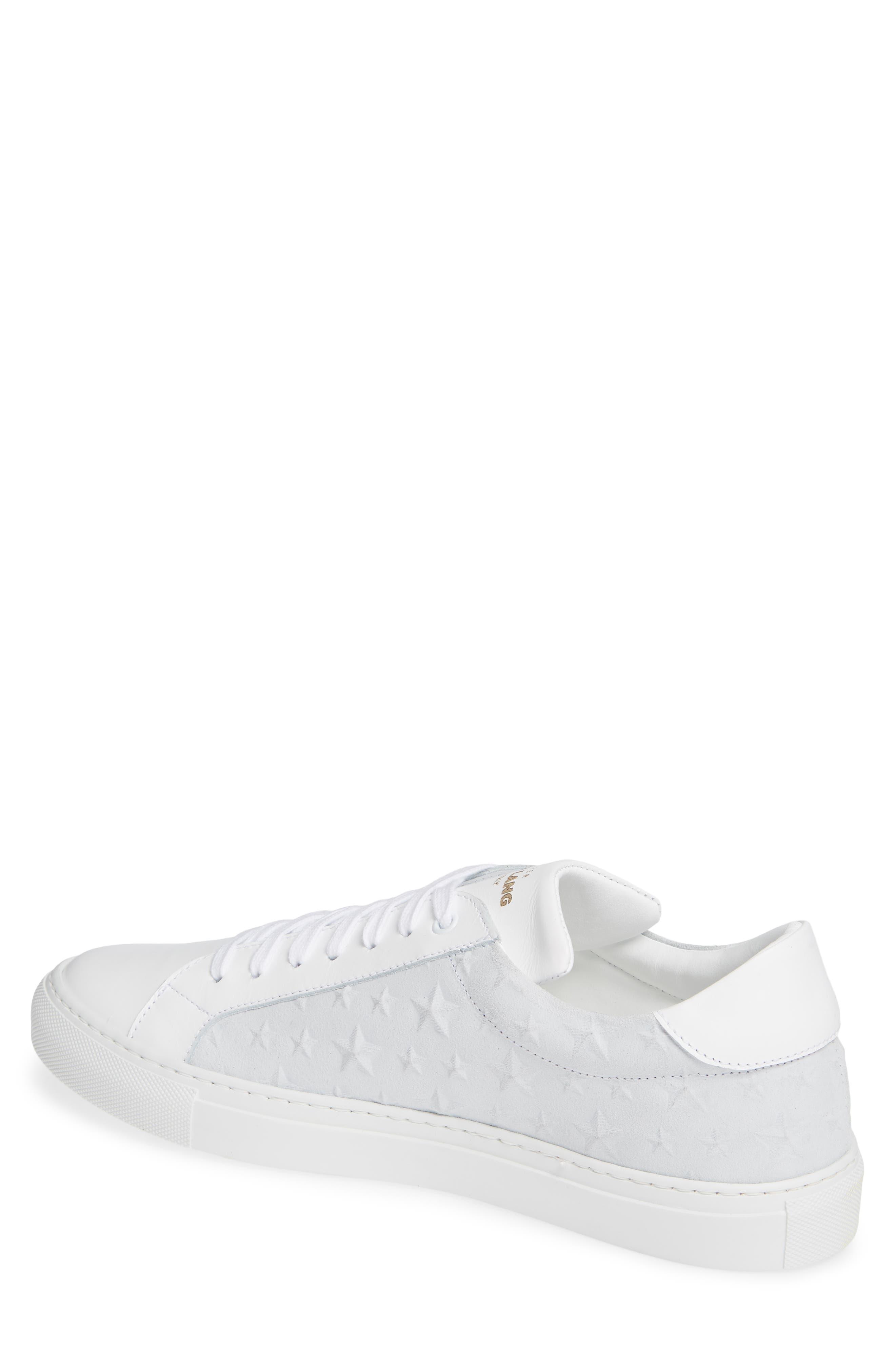 Rome Sneaker,                             Alternate thumbnail 2, color,                             WHITE