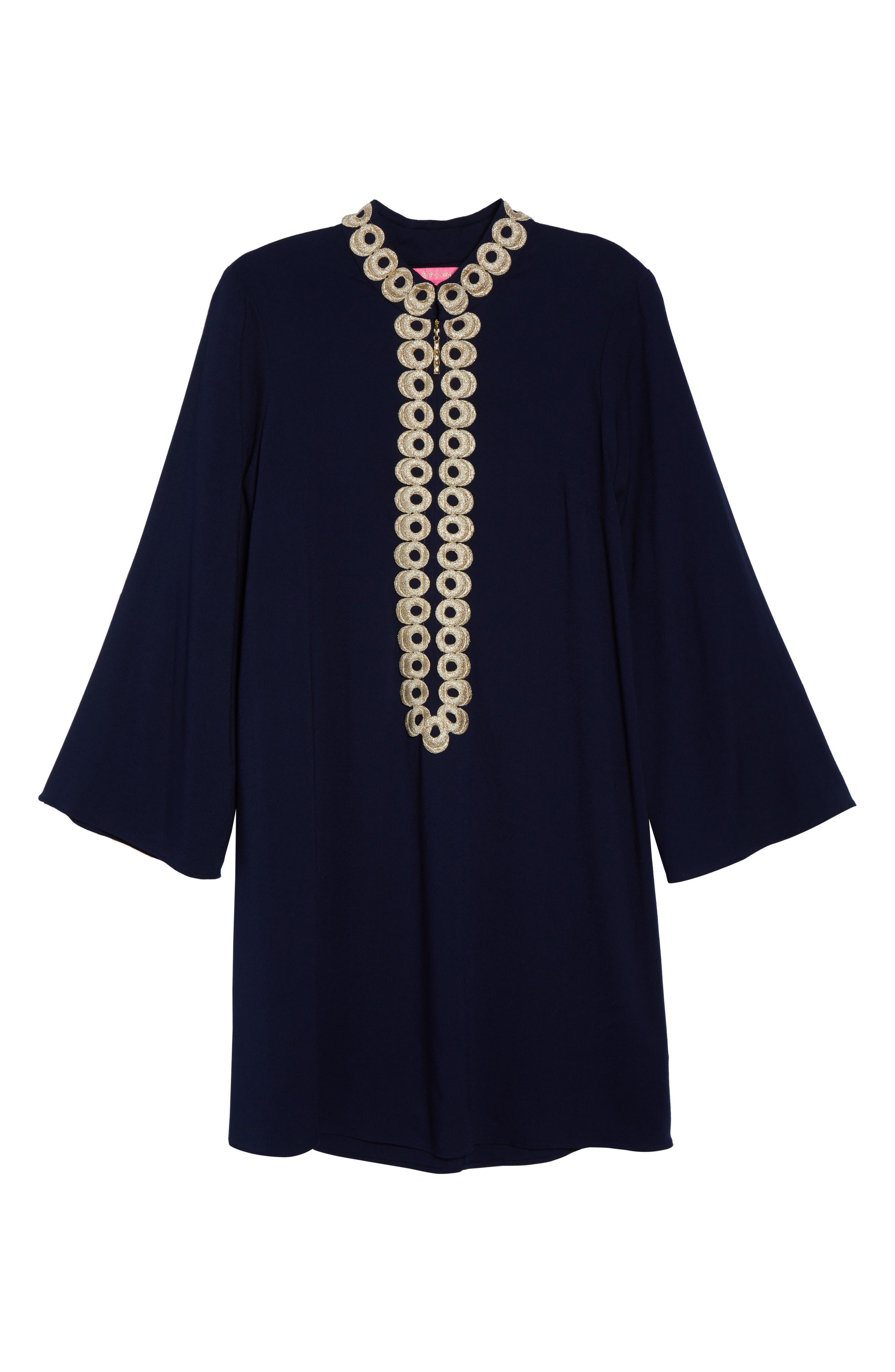 Gracelynn Tunic Dress,                             Alternate thumbnail 6, color,                             408