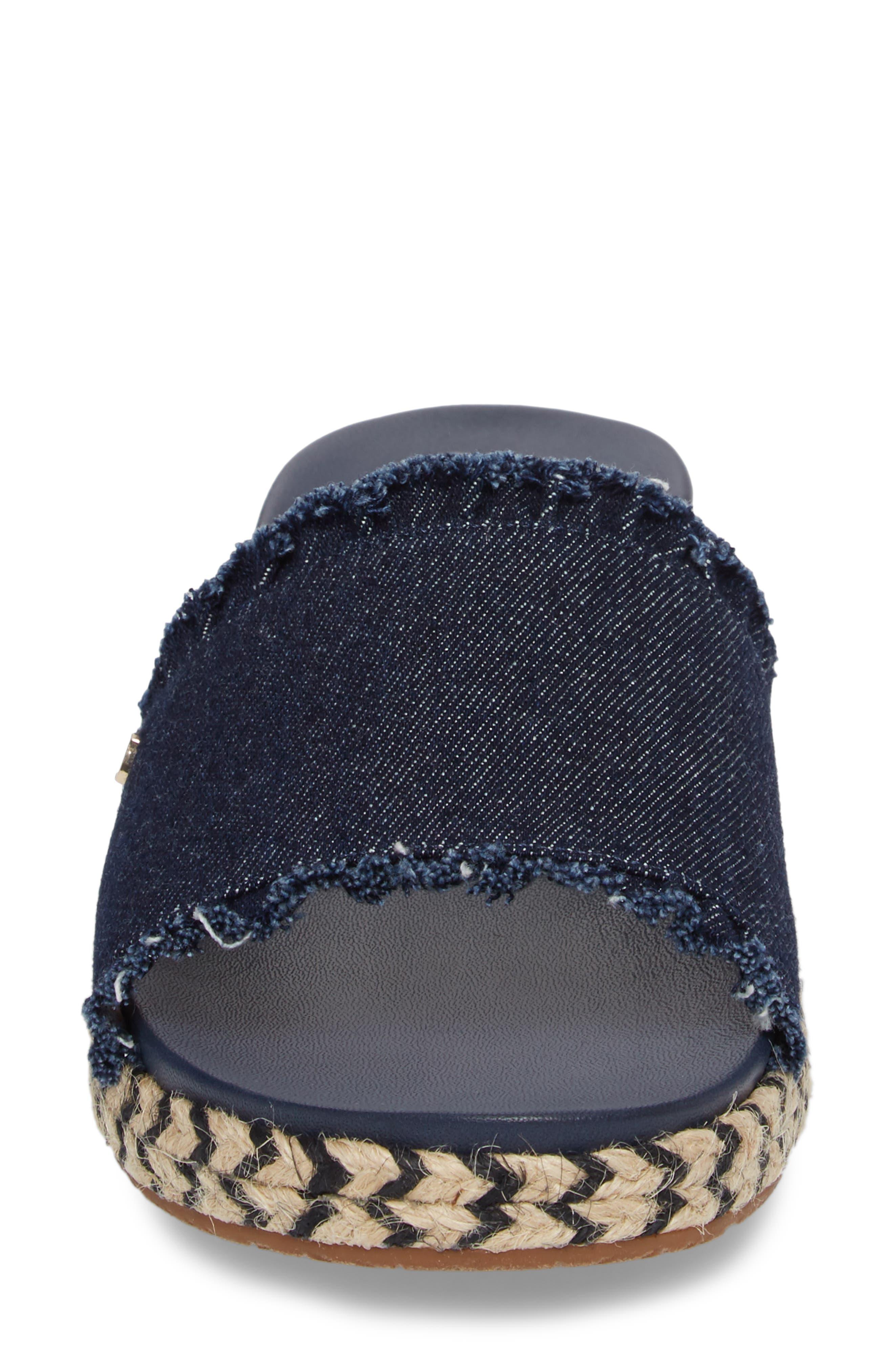 zahara slide sandal,                             Alternate thumbnail 4, color,                             489