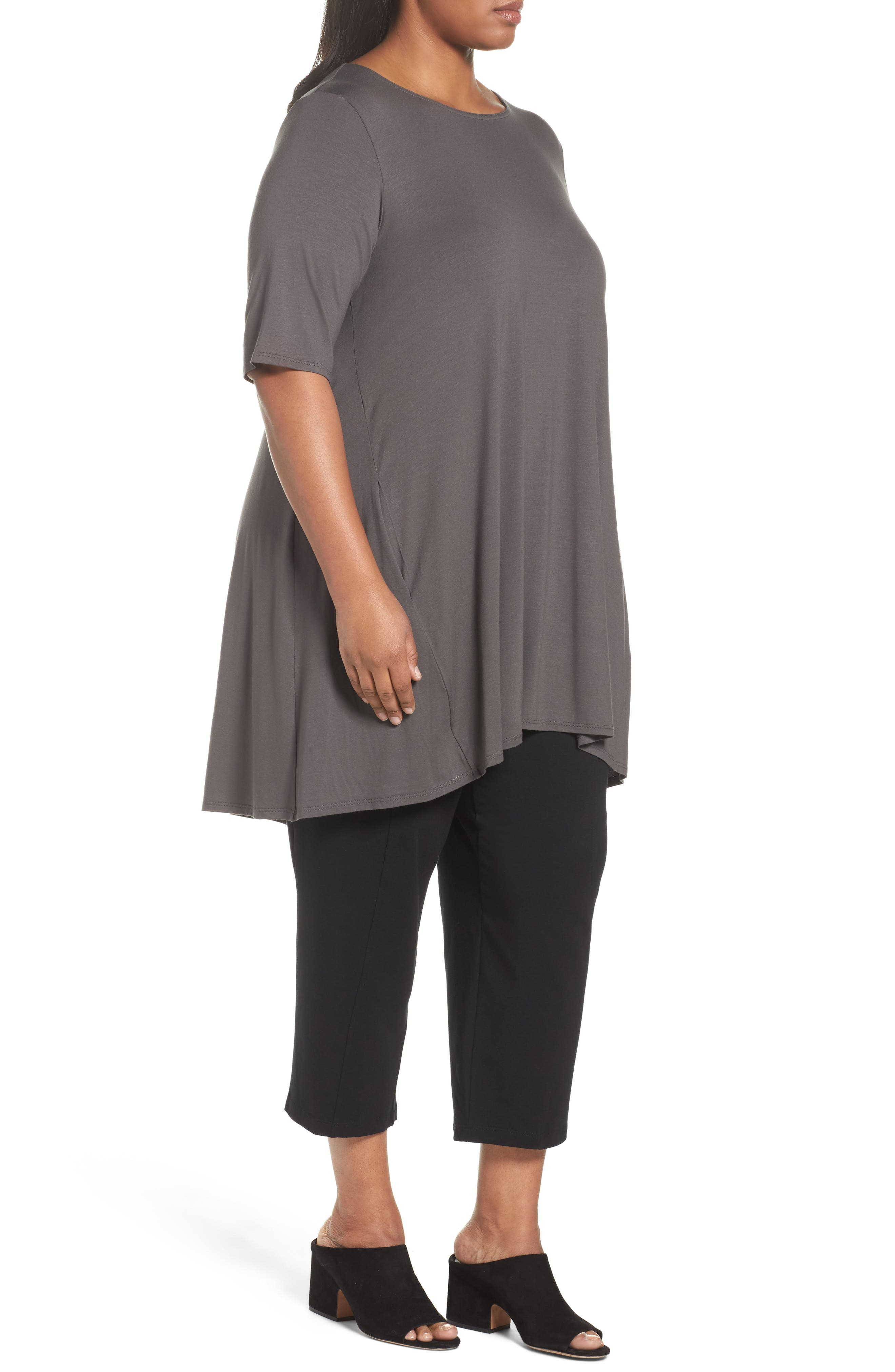 Jersey Tunic,                             Alternate thumbnail 10, color,
