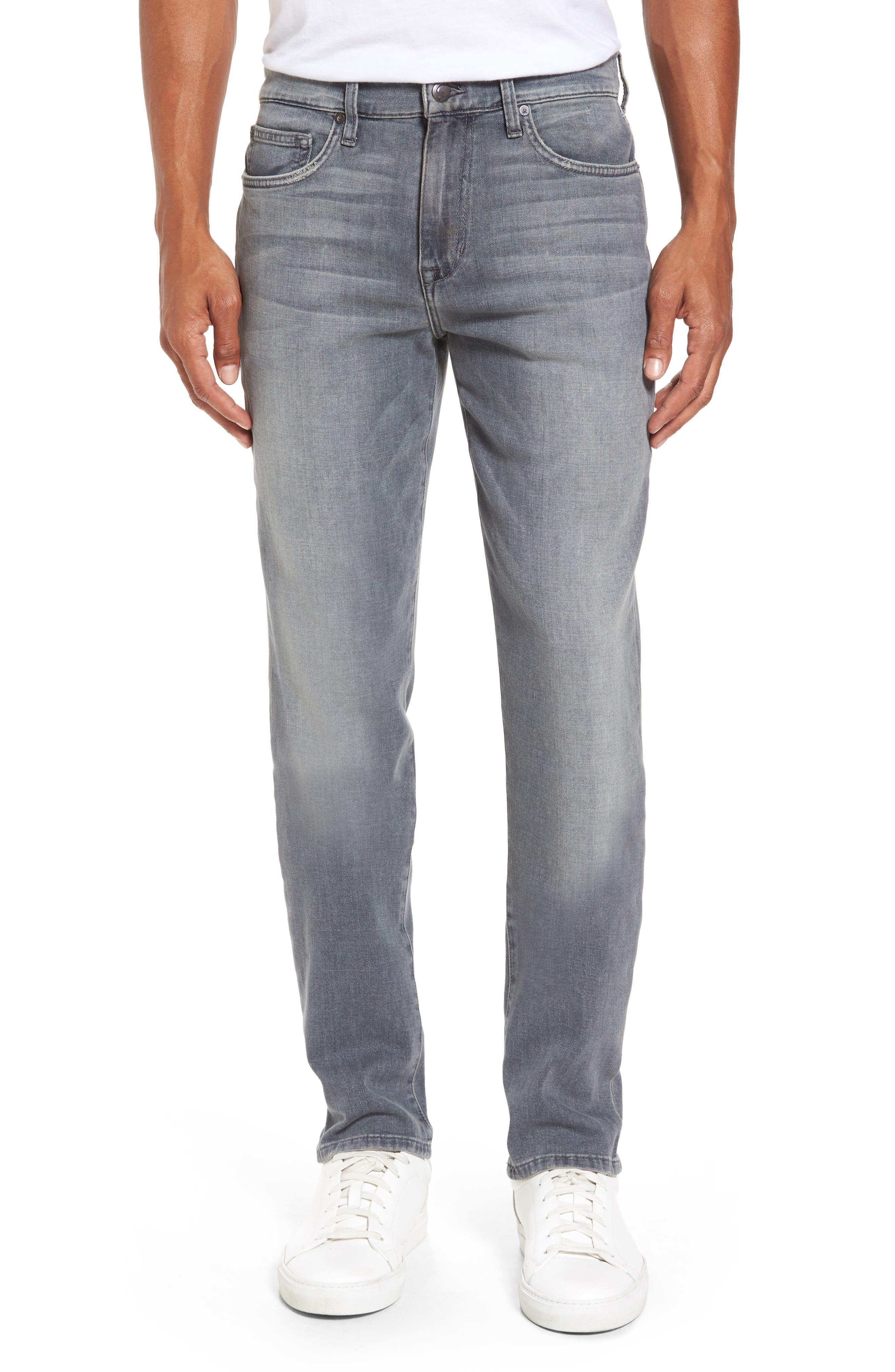 Slim Fit Jeans,                         Main,                         color, 060