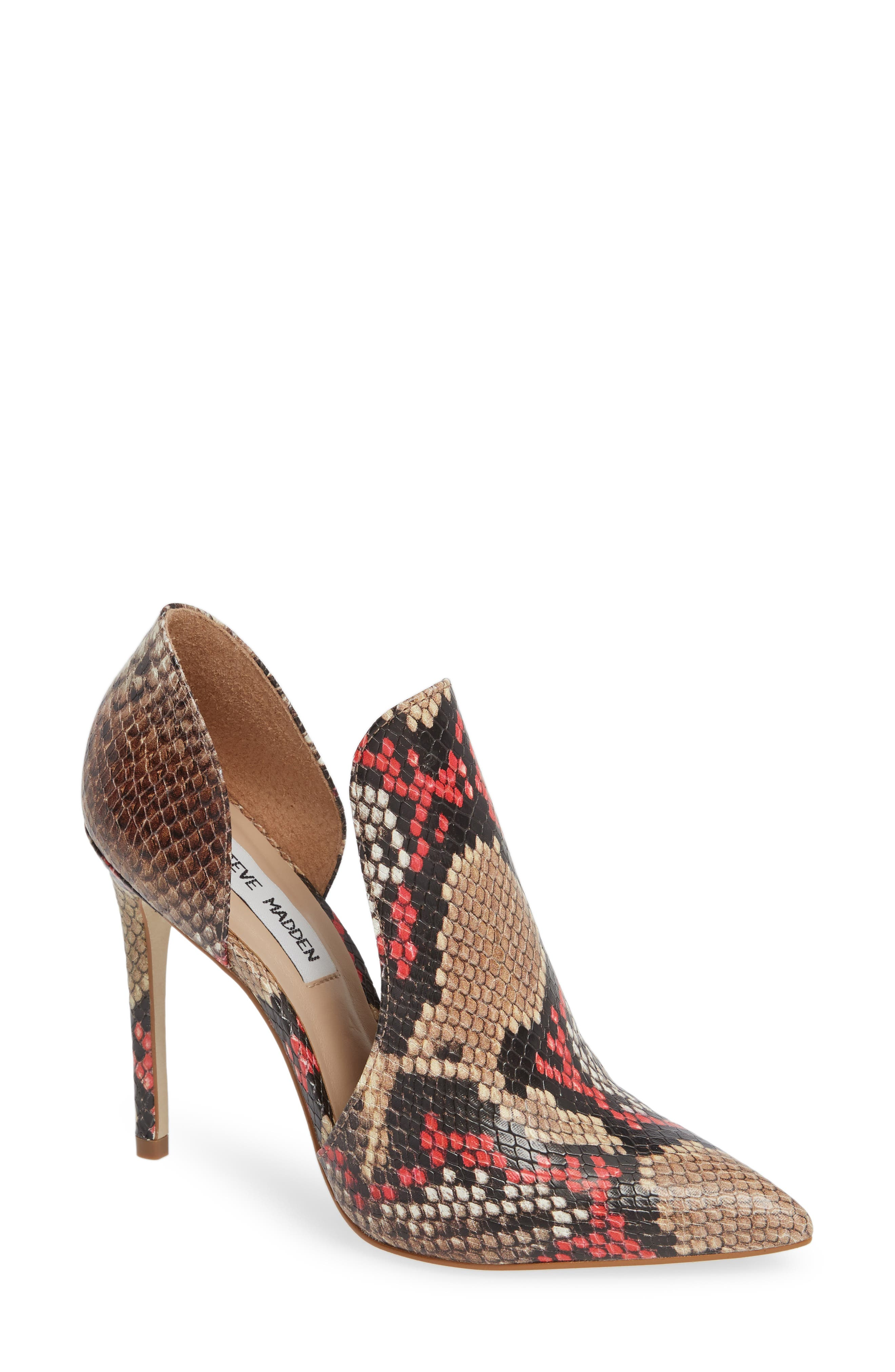 STEVE MADDEN Dolly Pump, Main, color, 600