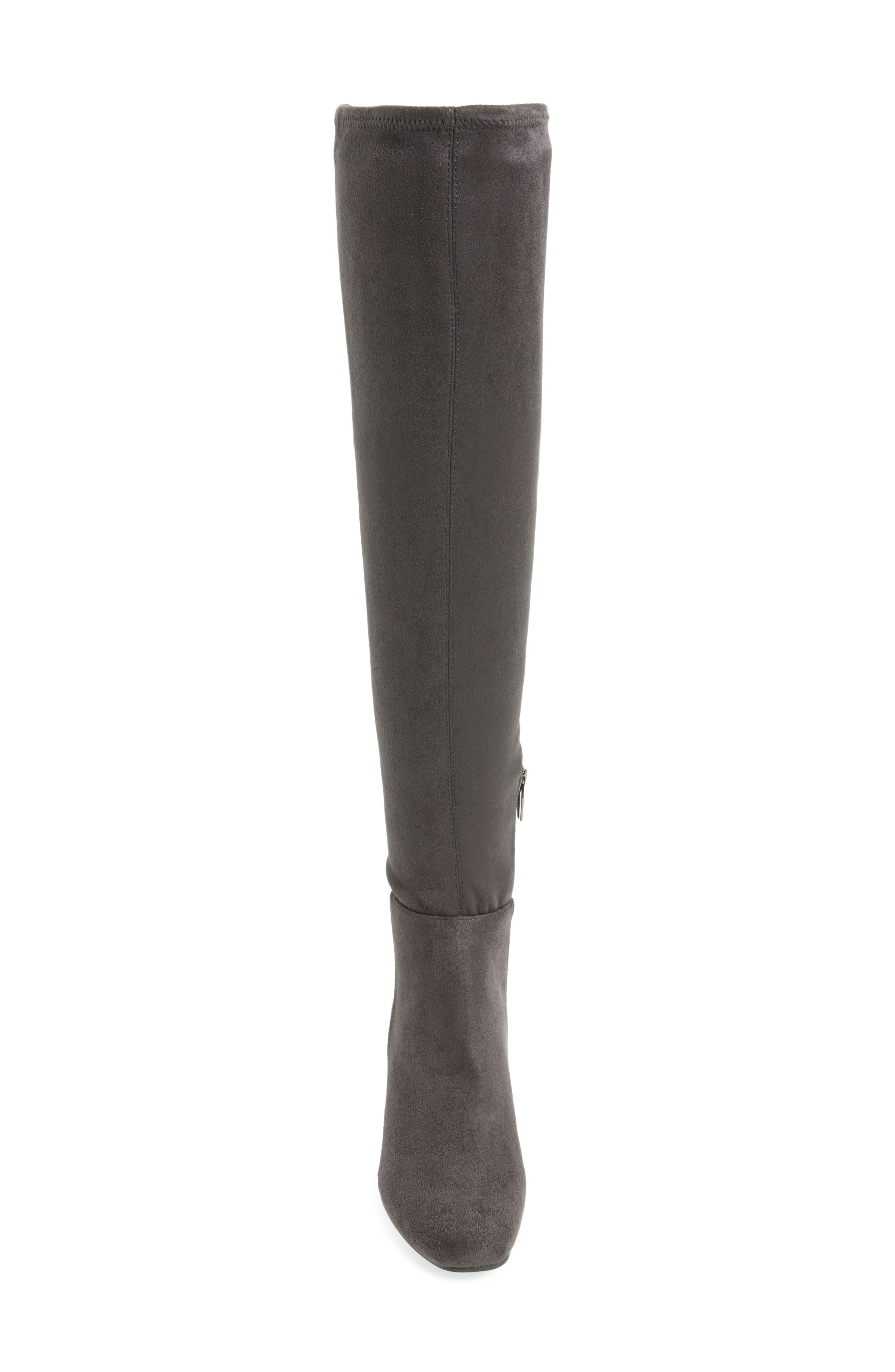 Kantha Over the Knee Boot,                             Alternate thumbnail 14, color,