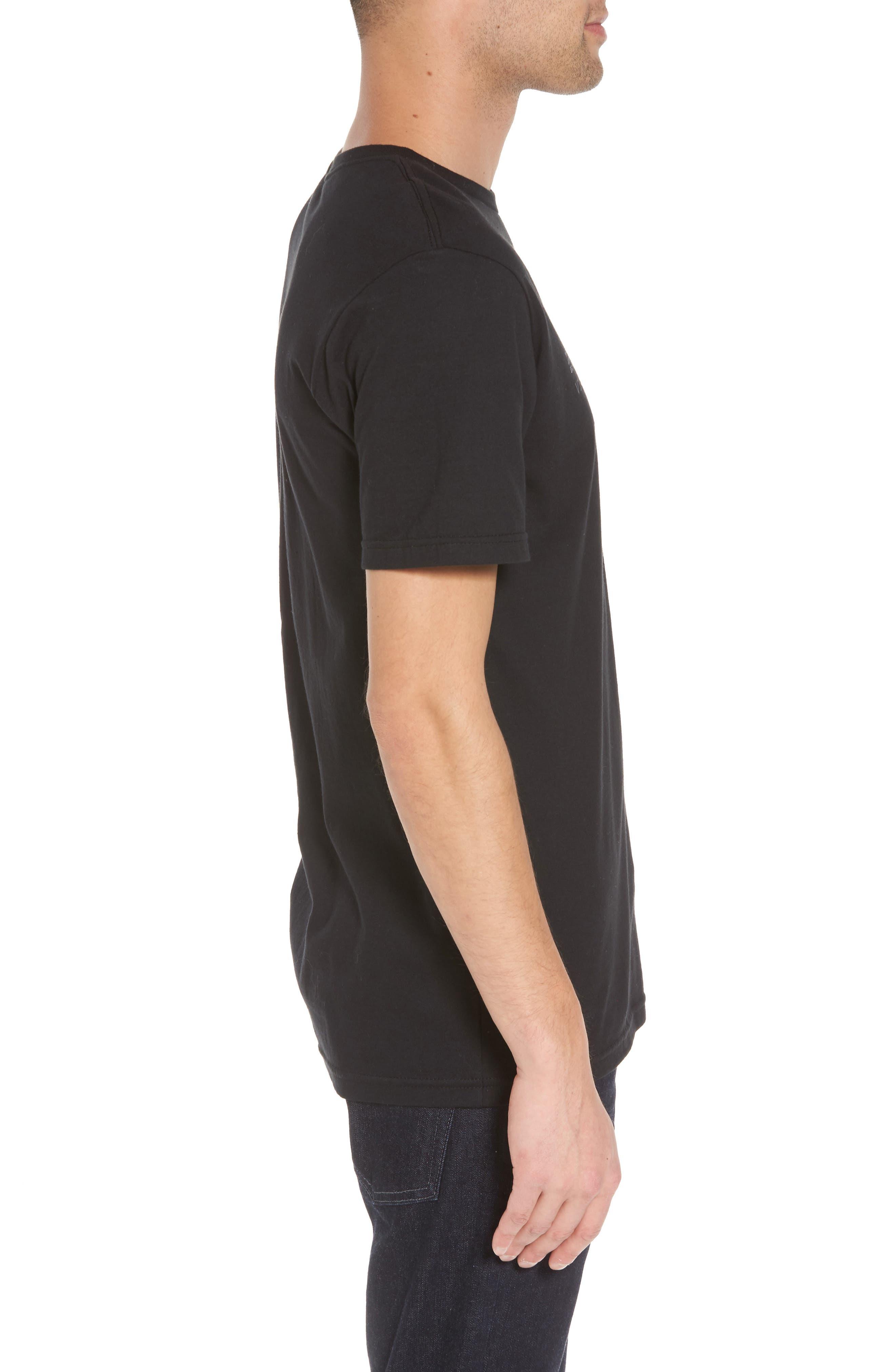 Balance Reflect T-Shirt,                             Alternate thumbnail 3, color,                             001