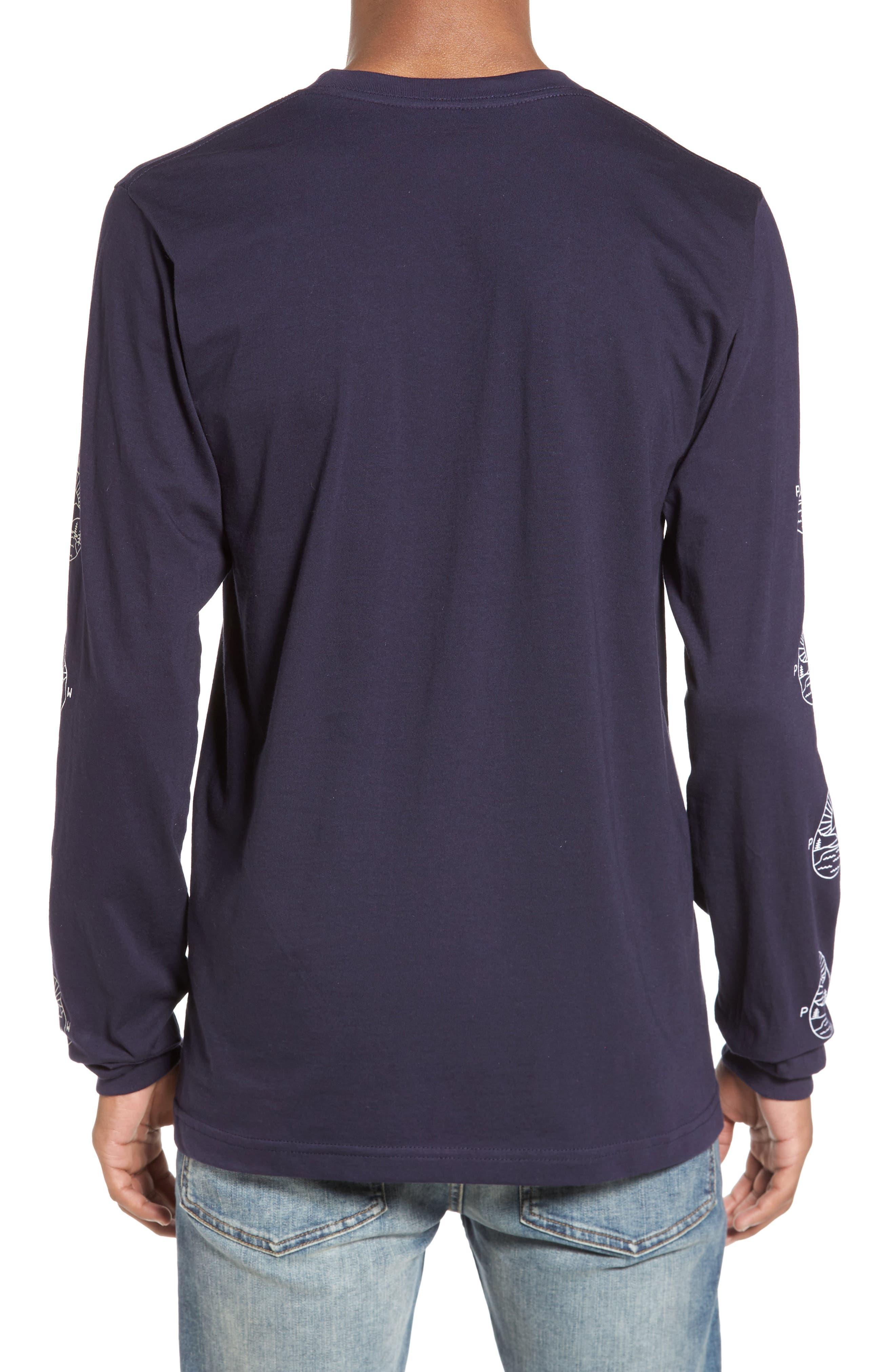 PNW Explorer T-Shirt,                             Alternate thumbnail 2, color,