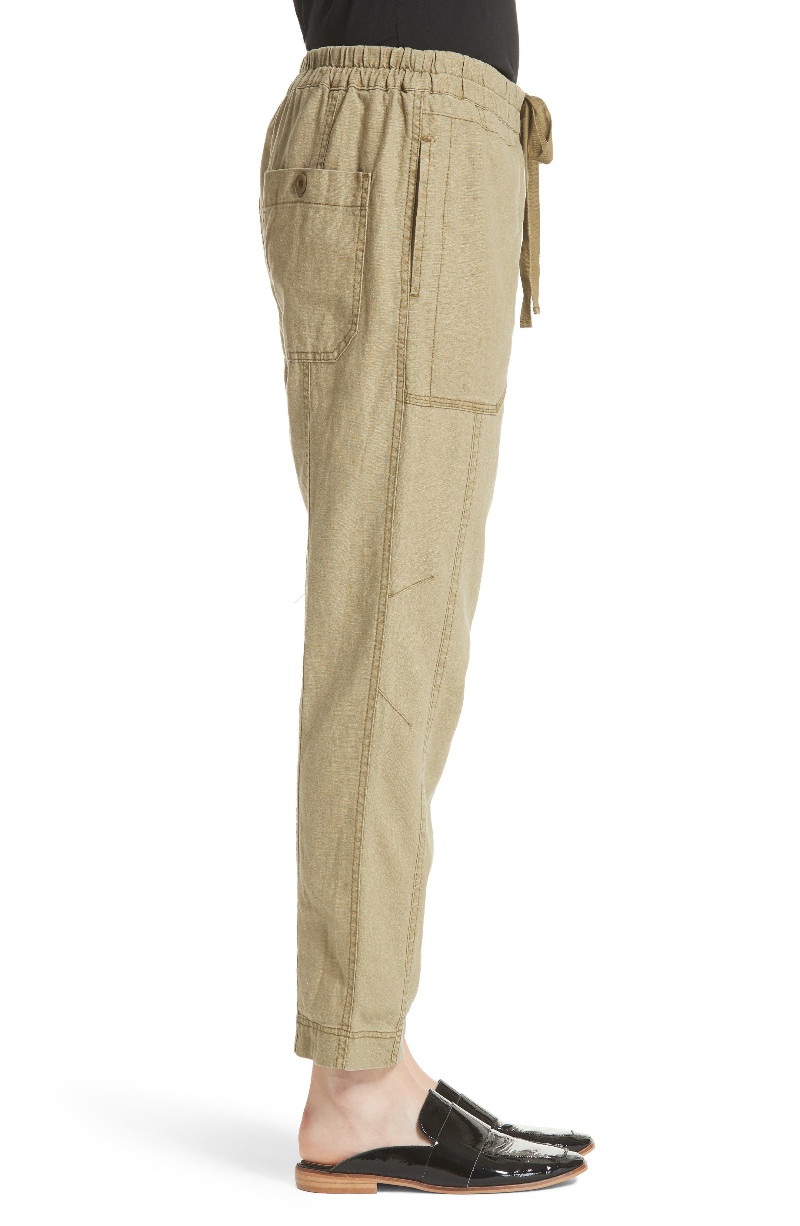 Palmer Skinny Utility Pants,                             Alternate thumbnail 5, color,