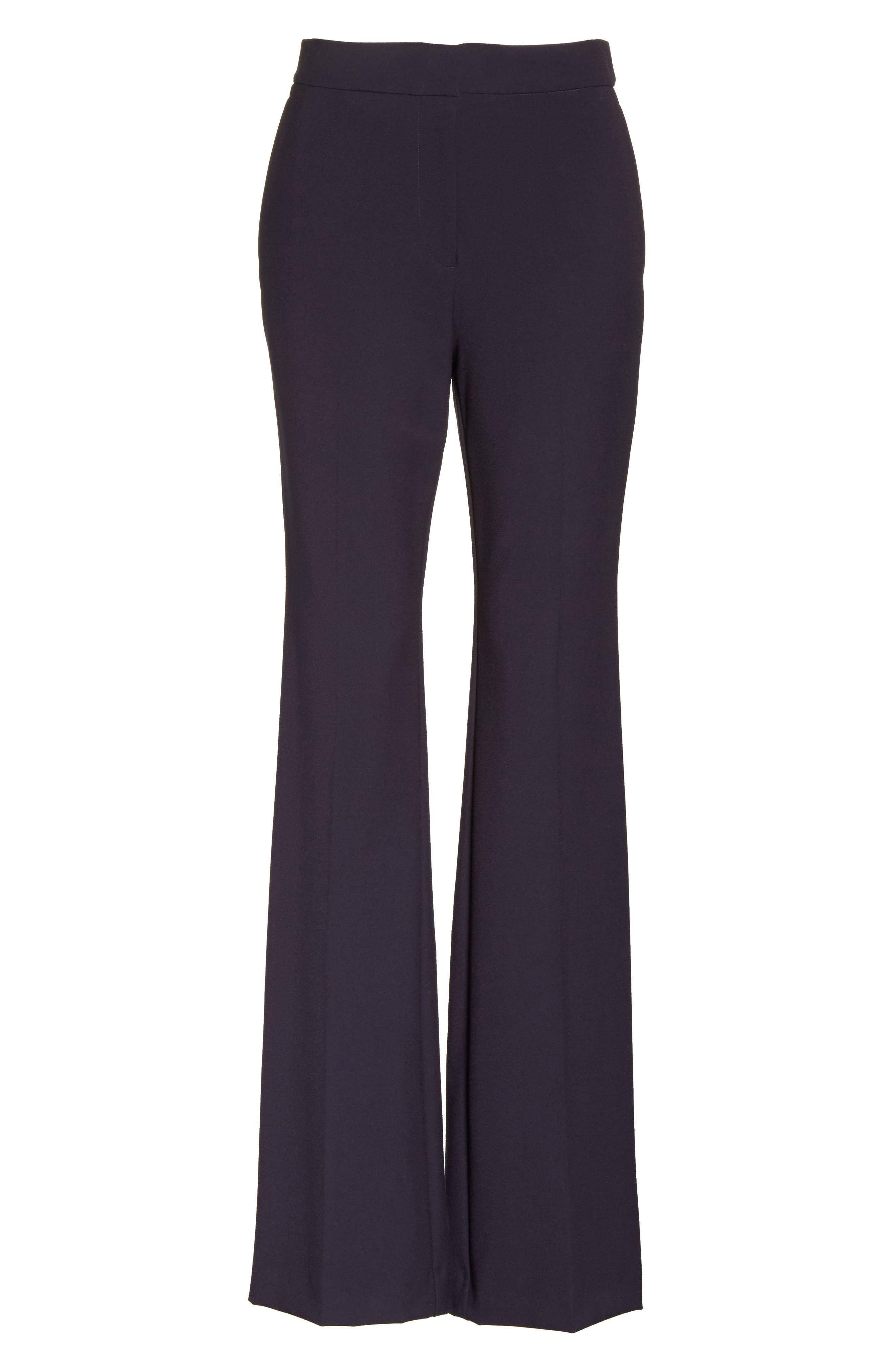 Stretch Suit Pants,                             Alternate thumbnail 6, color,                             407