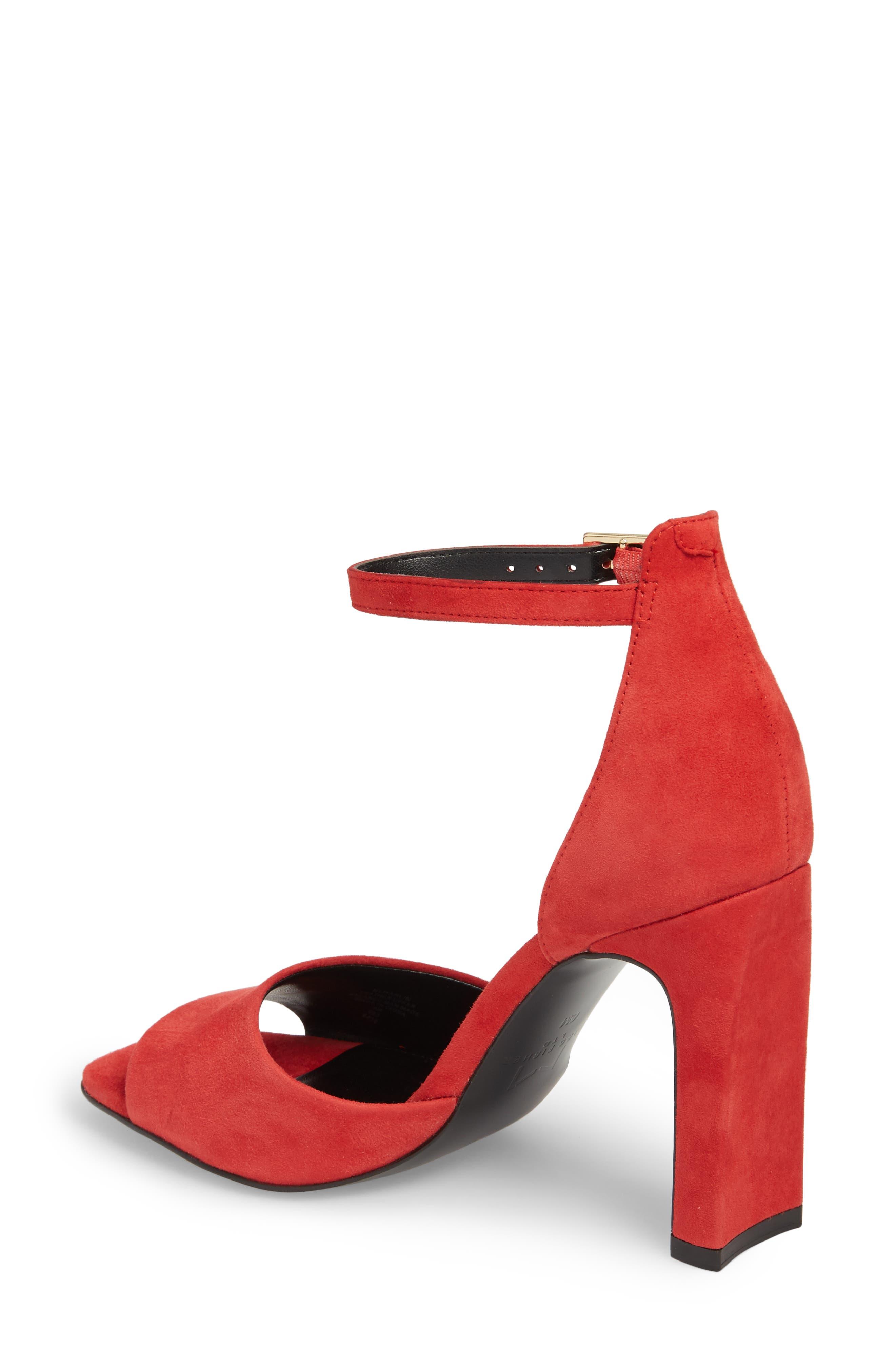 Harlin Ankle Strap Sandal,                             Alternate thumbnail 23, color,