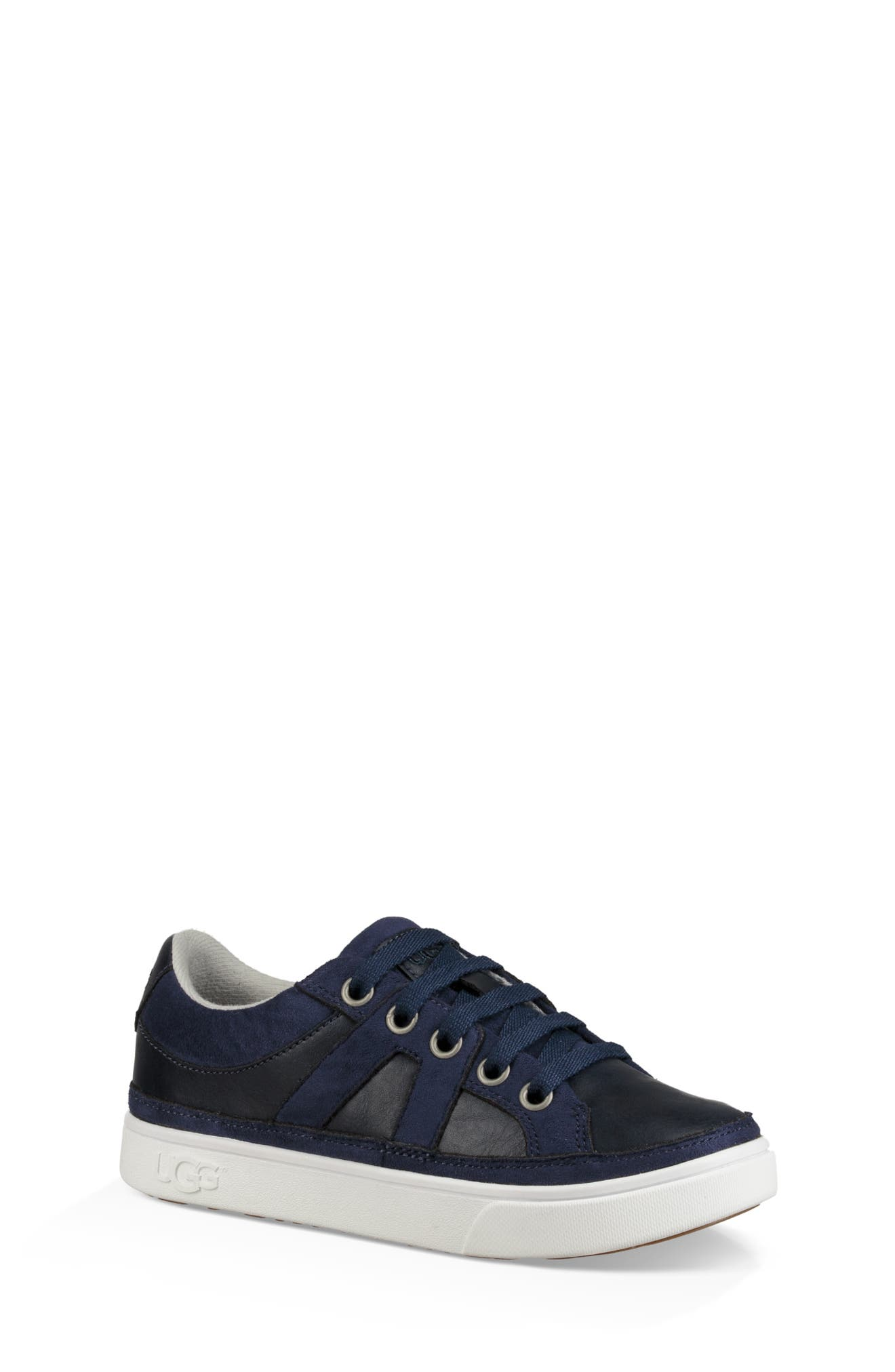 Marcus Sneaker,                         Main,                         color, NAVY