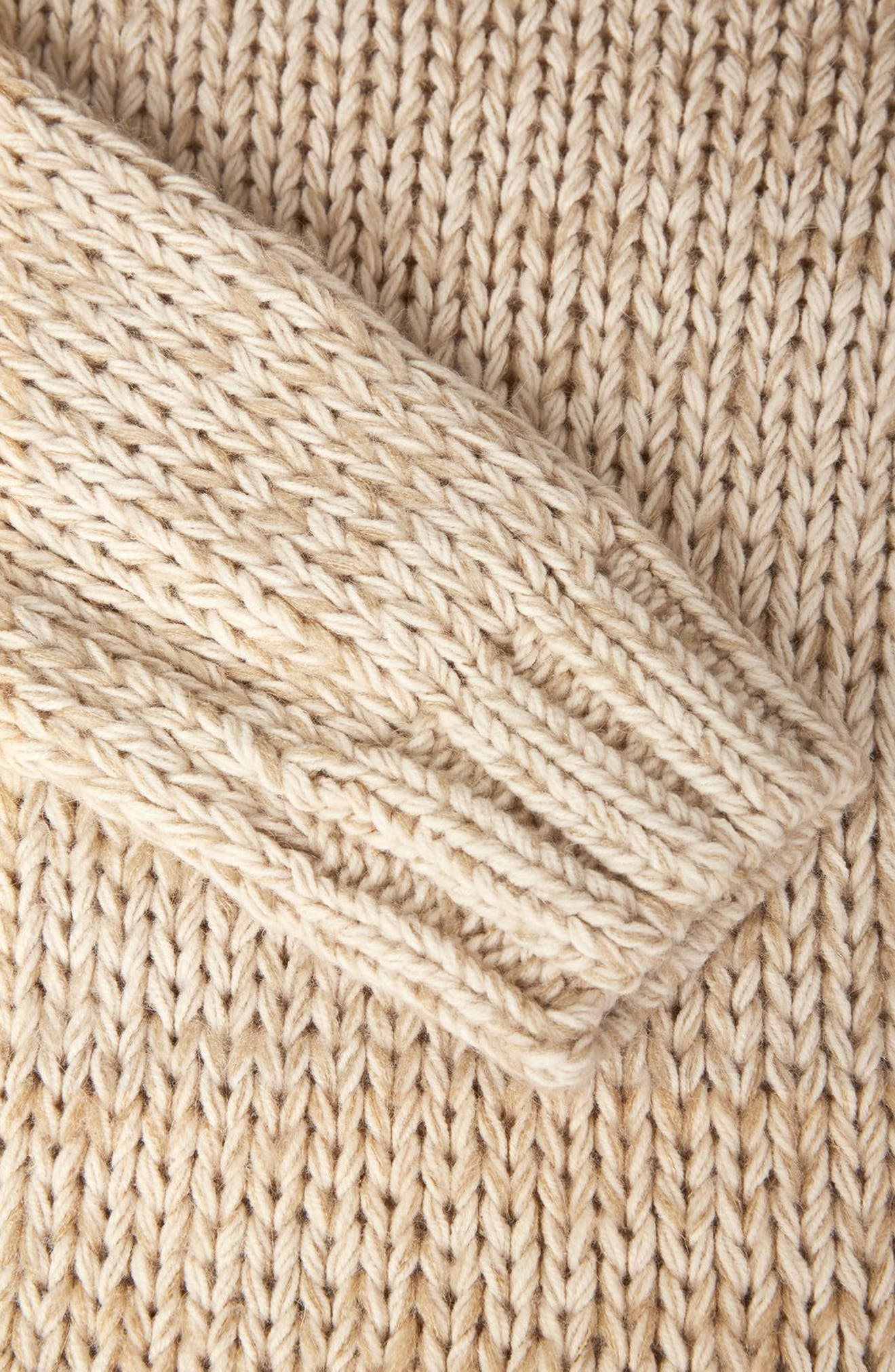 Ladder Stitch Detail Sweater,                             Alternate thumbnail 10, color,