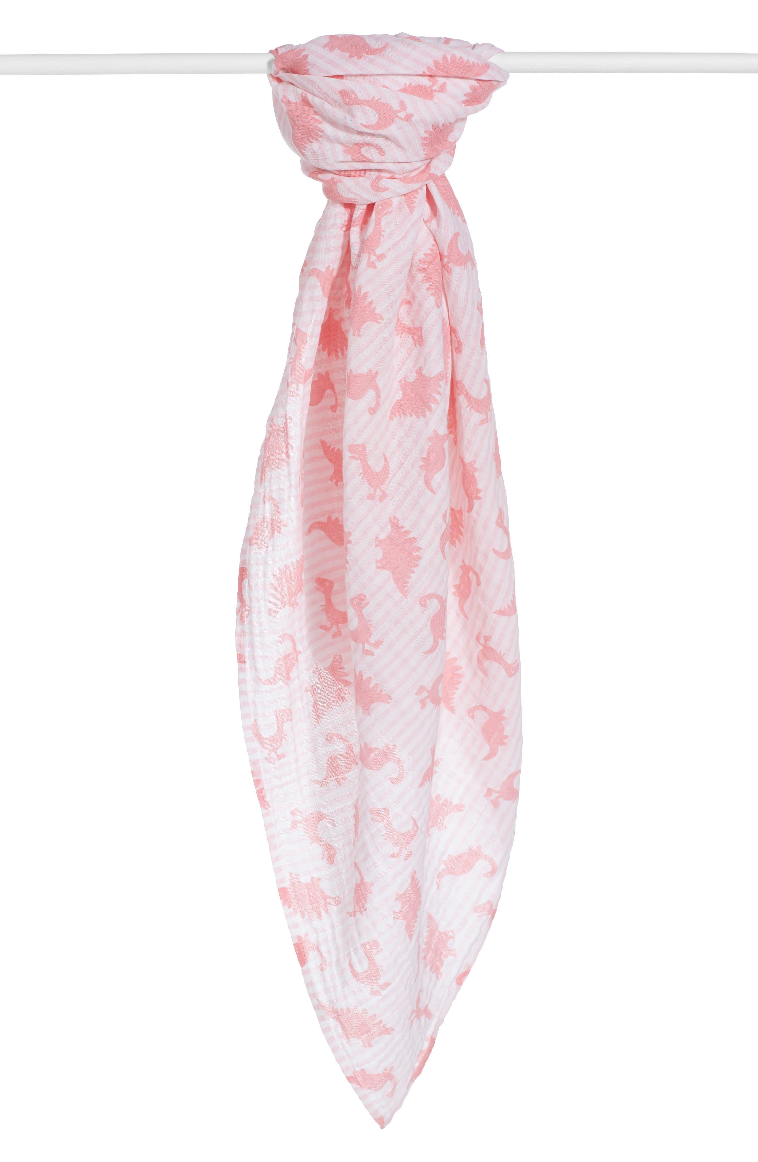 Cotton Swaddle Blanket,                             Main thumbnail 14, color,