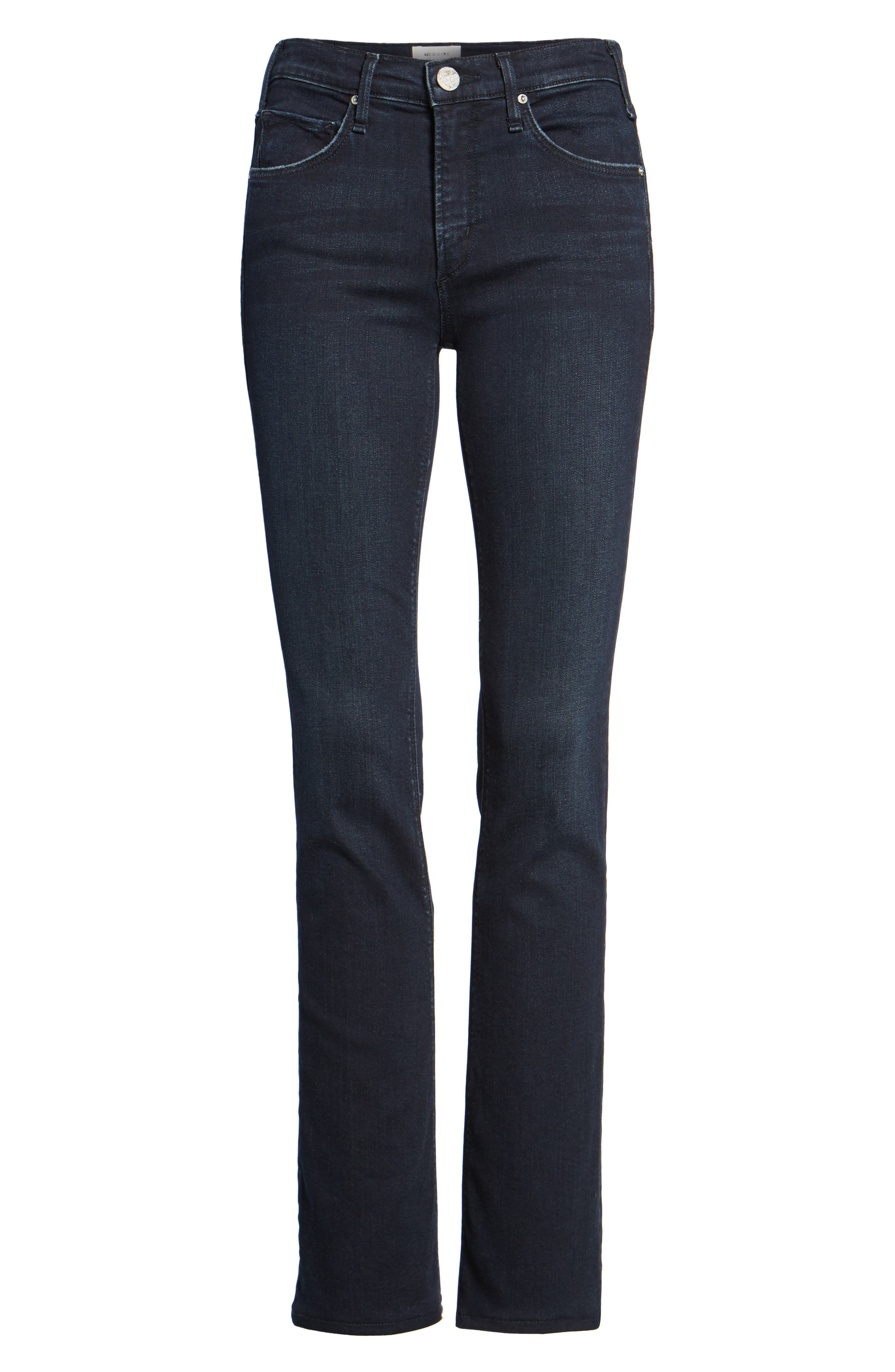 Gainsbourg Bootcut Jeans,                             Alternate thumbnail 6, color,