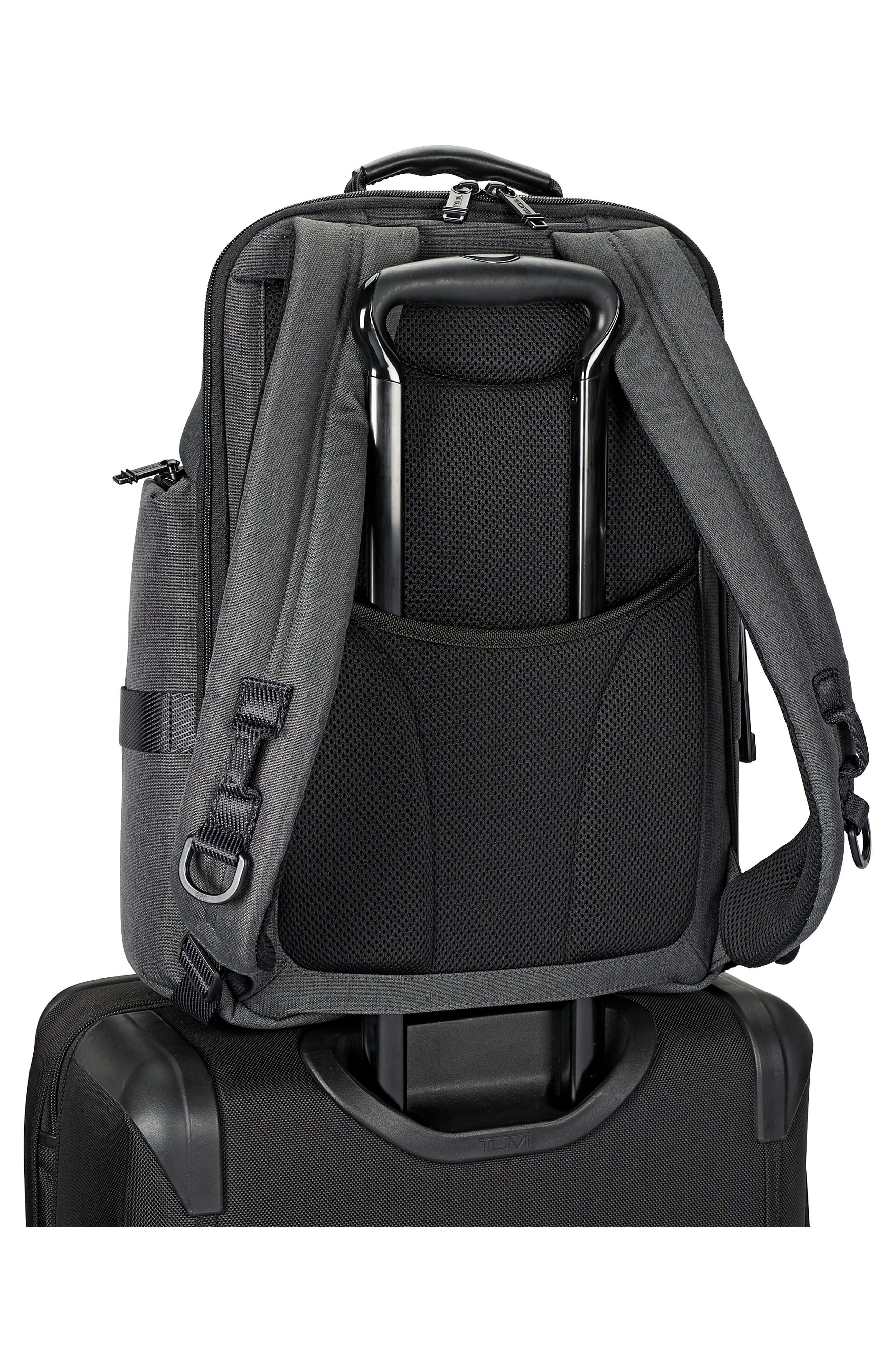 Alpha Bravo - Sheppard Deluxe Backpack,                             Alternate thumbnail 2, color,                             ANTHRACITE