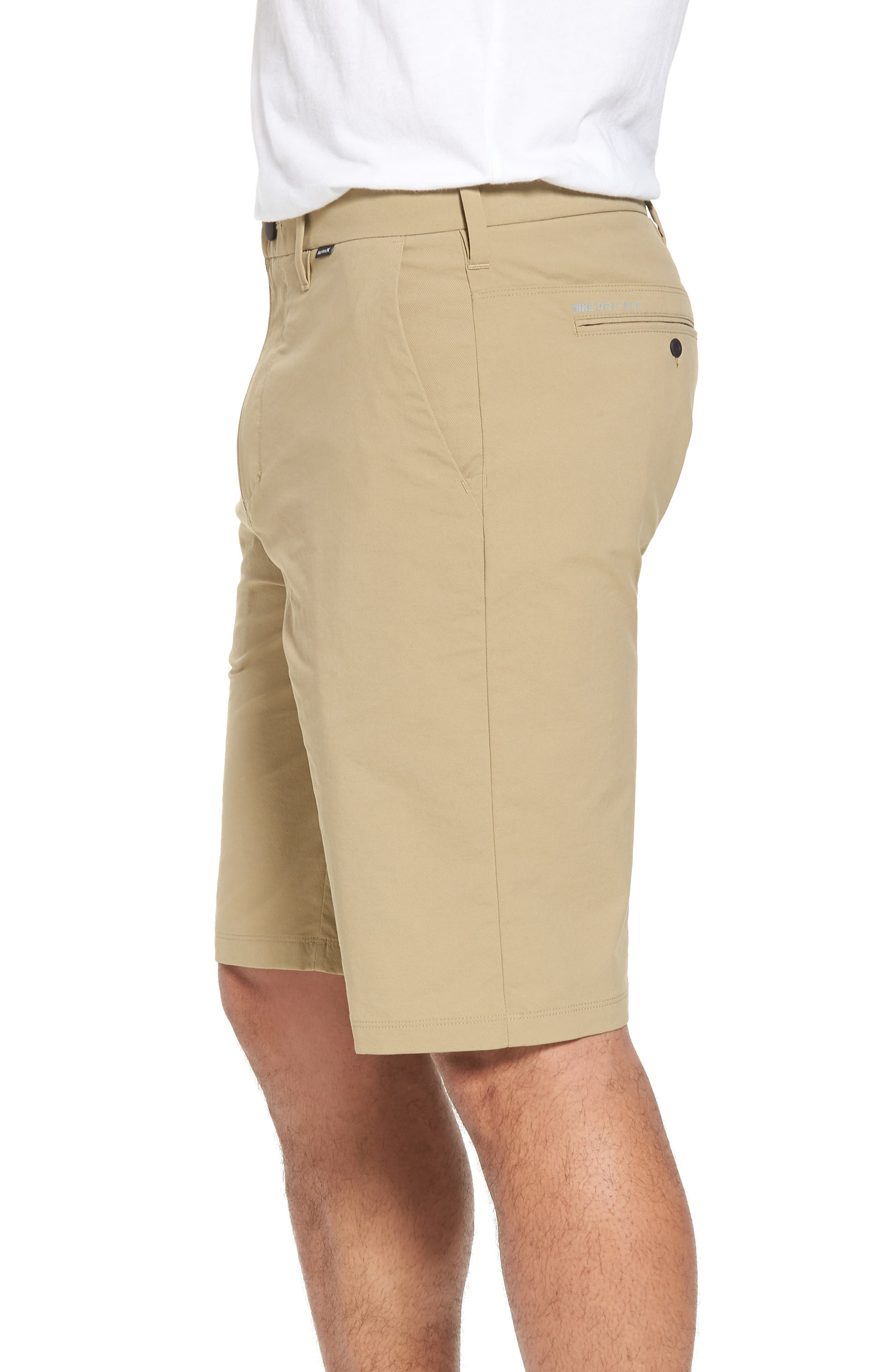 'Dry Out' Dri-FIT<sup>™</sup> Chino Shorts,                             Alternate thumbnail 141, color,