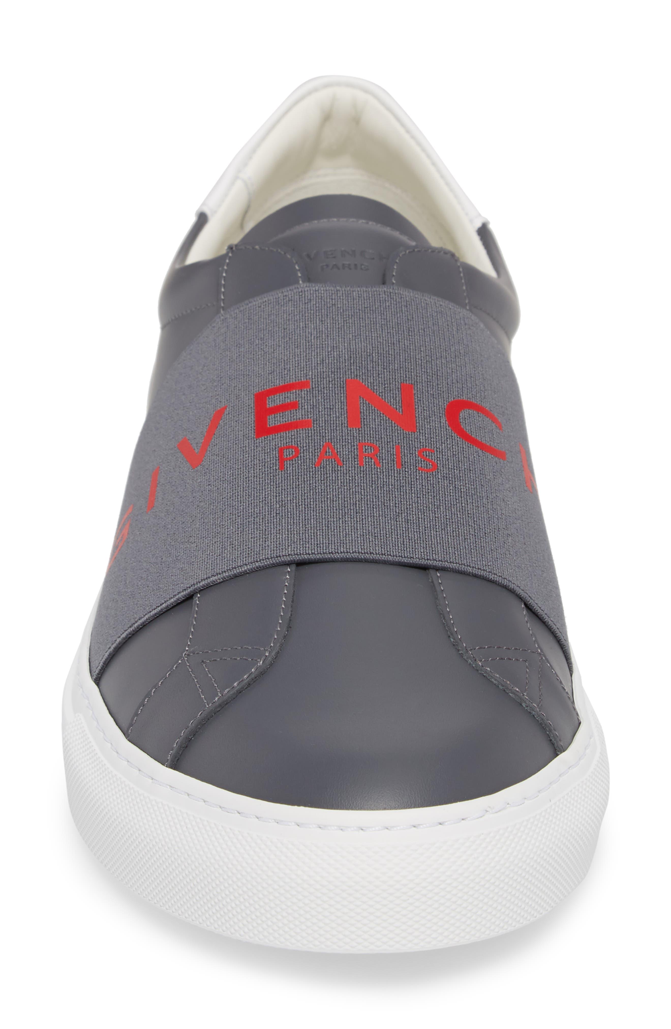 Urban Knots Sneaker,                             Alternate thumbnail 4, color,                             GREY