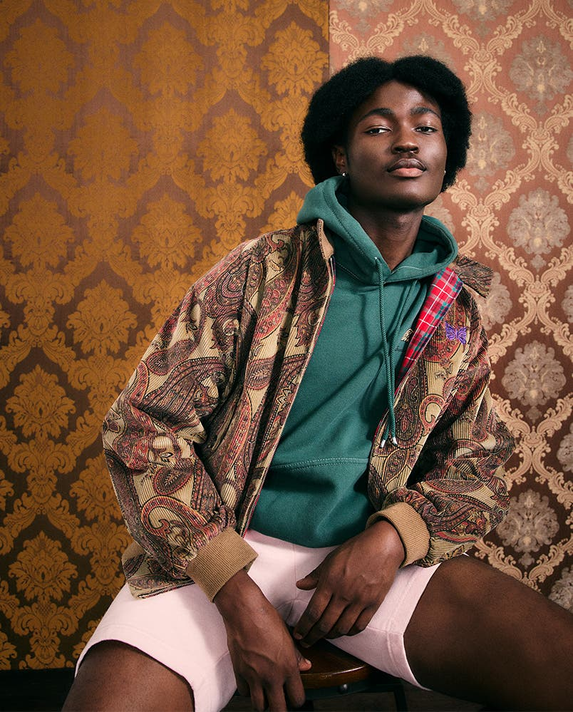 NewConcepts@Nordstrom: Found in Translation—A New Language of American Style. Models in textured and eclectic pieces revamping classic American style.