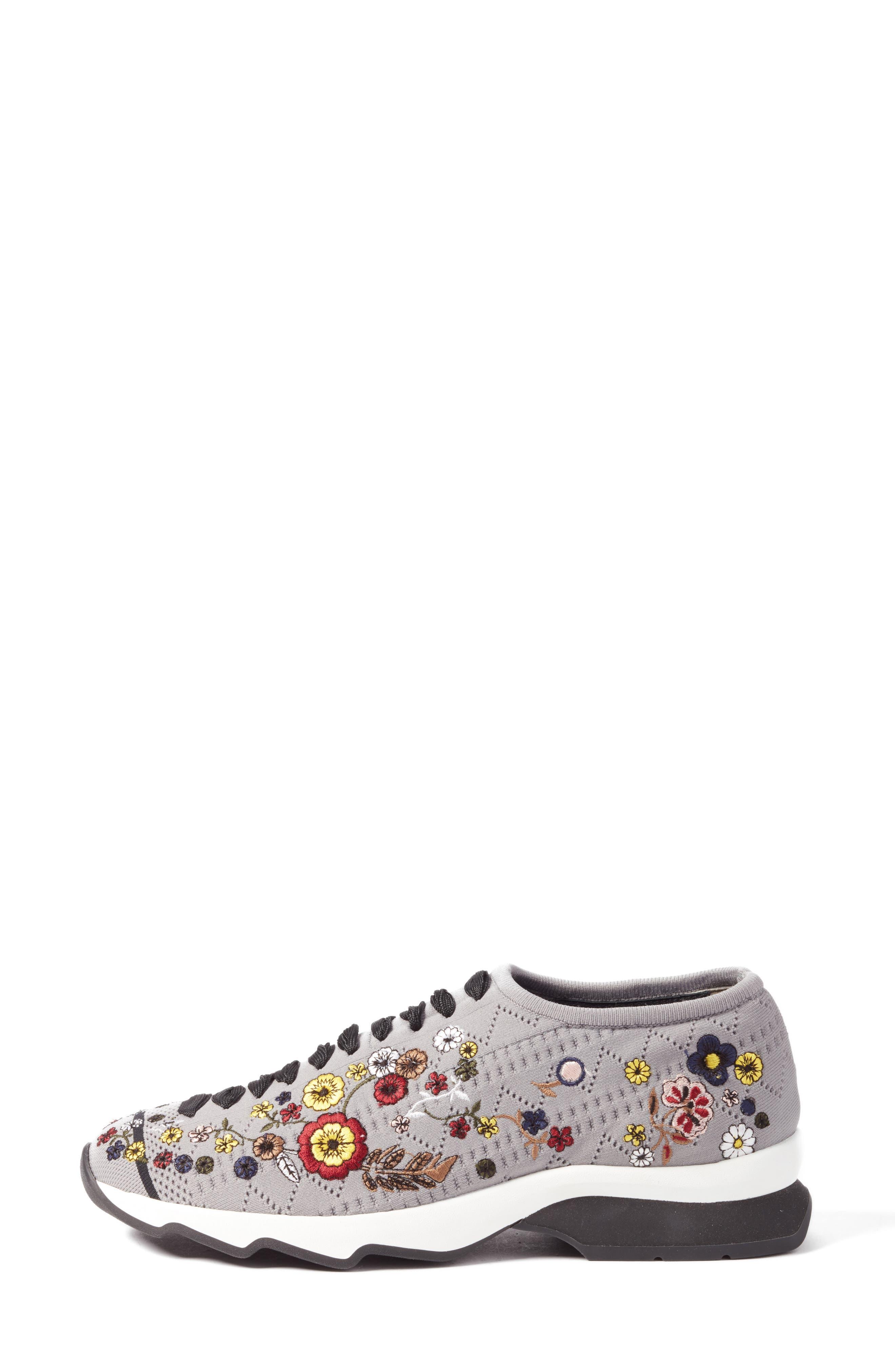 Marie Antoinette Sneaker,                             Alternate thumbnail 3, color,                             100