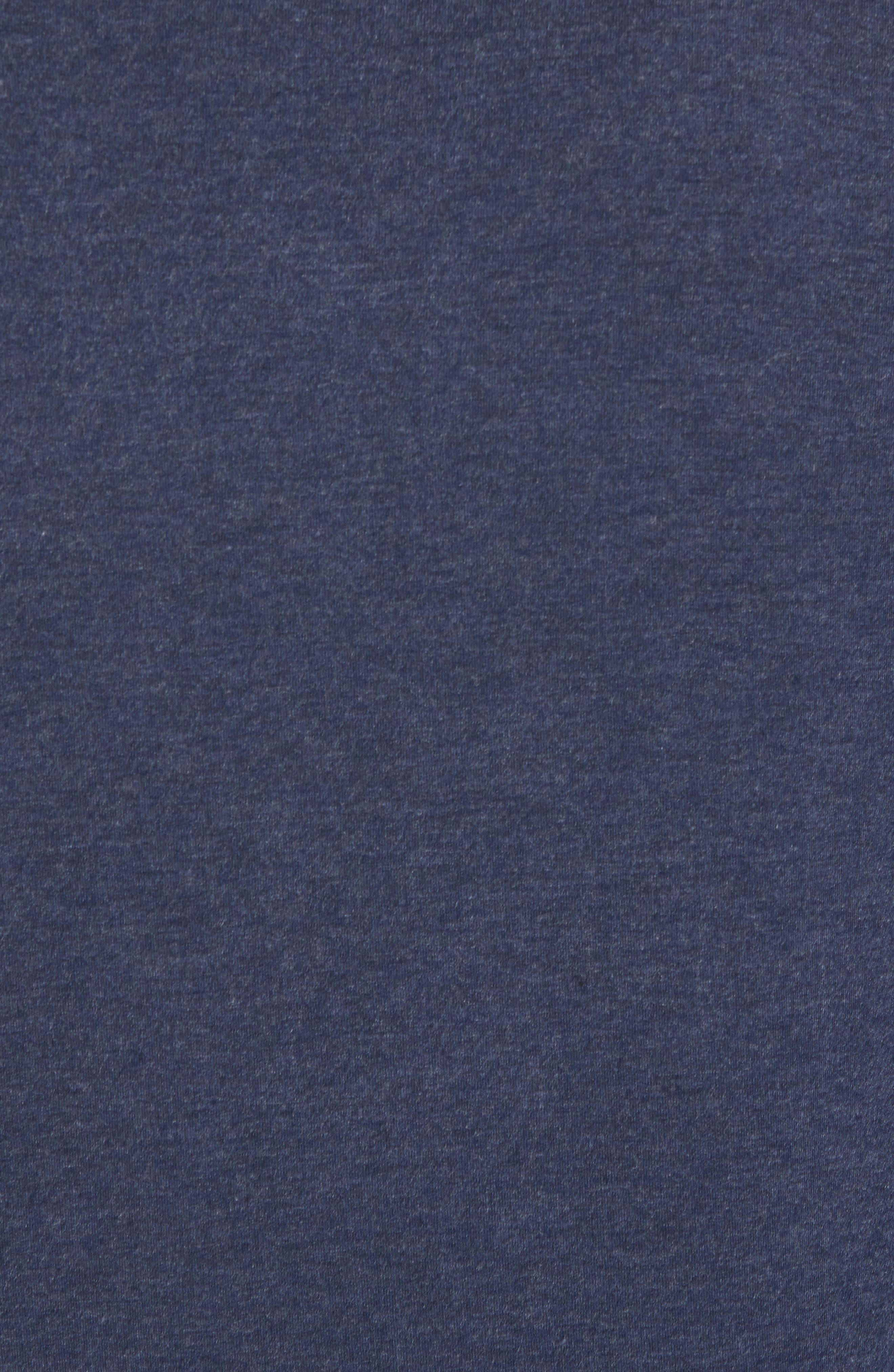Brushback Quarter Zip Pullover,                             Alternate thumbnail 13, color,
