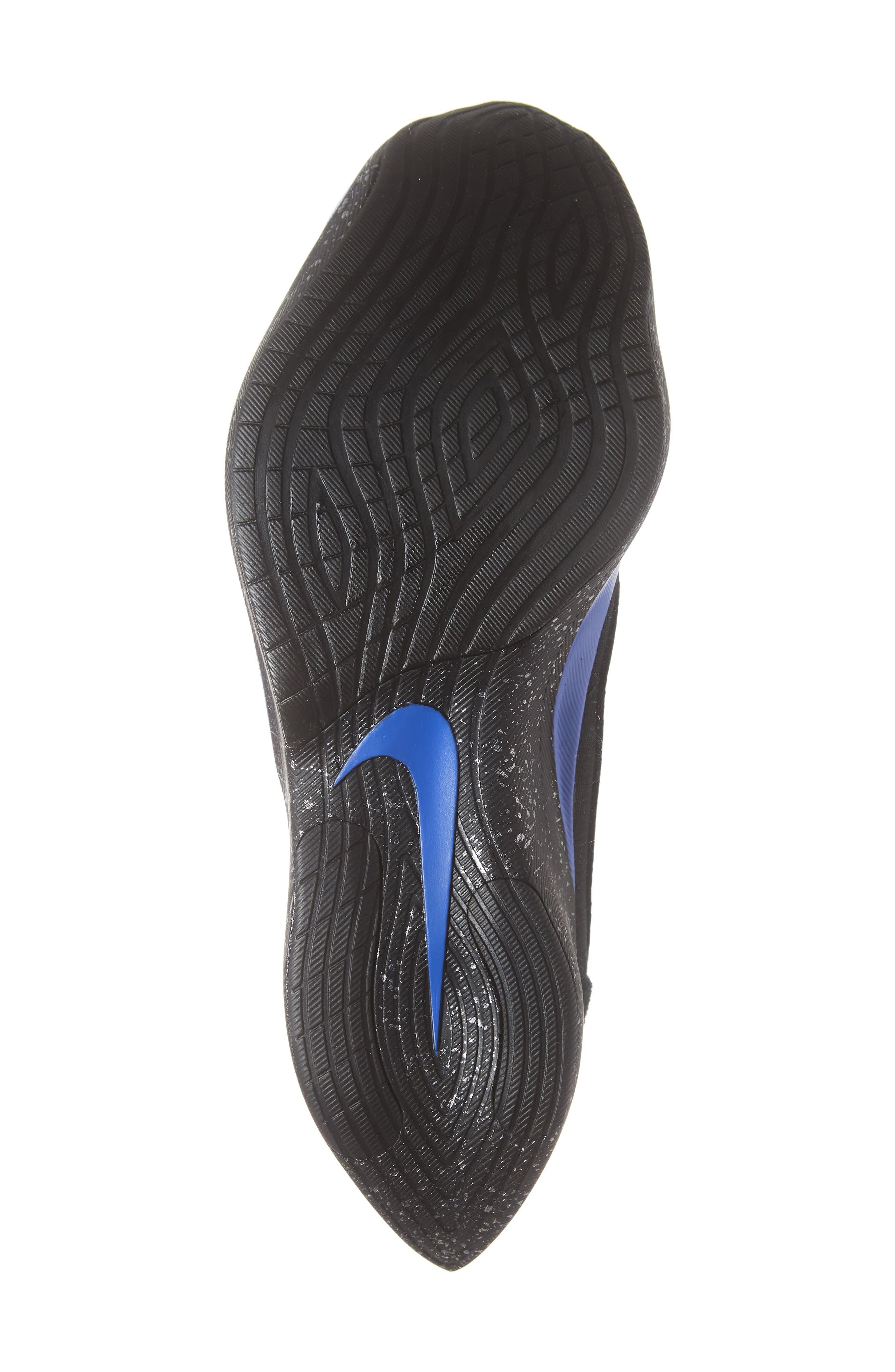 NIKE,                             Moon Racer QS Sneaker,                             Alternate thumbnail 6, color,                             001