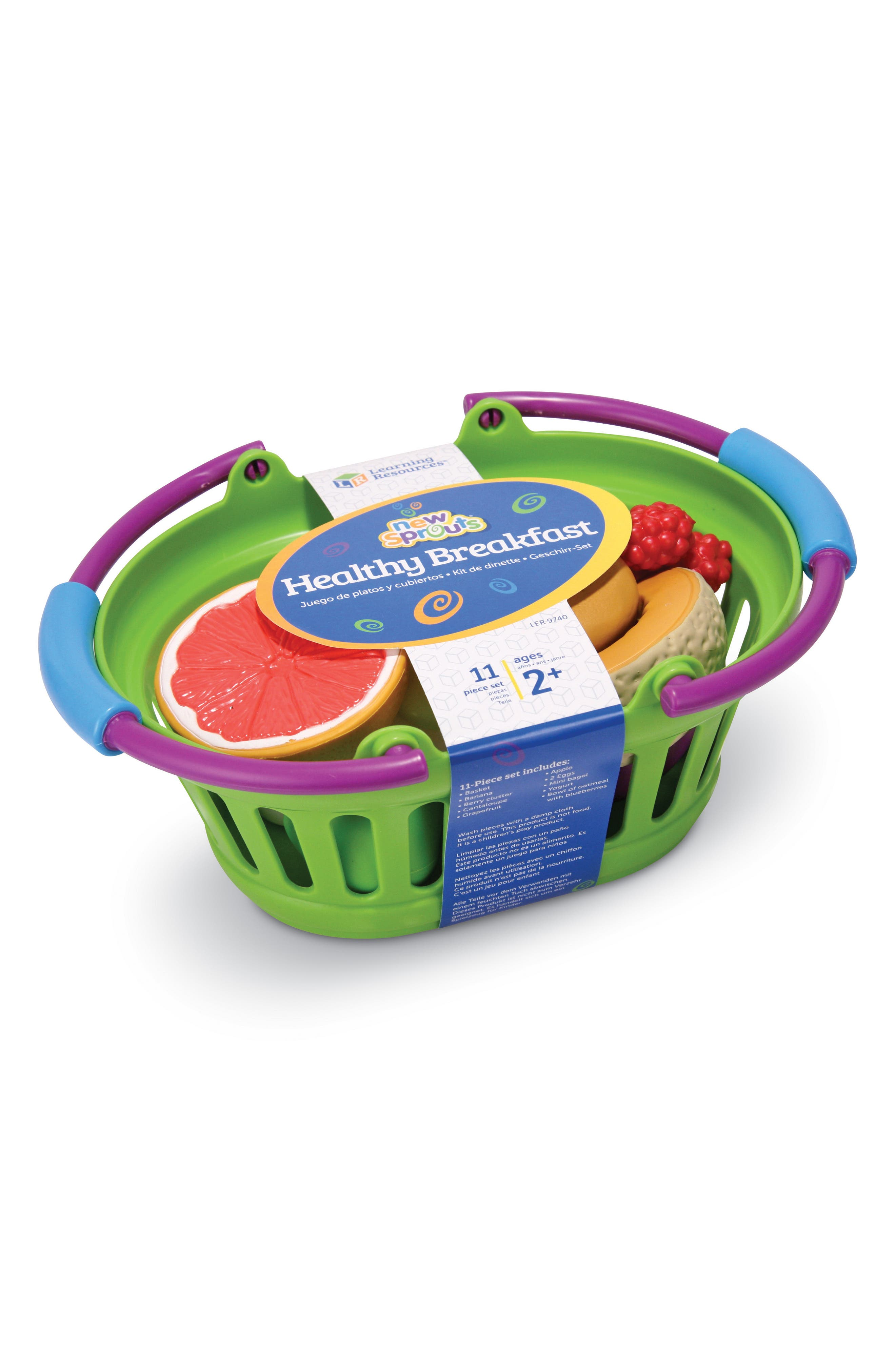 New Sprouts<sup>®</sup> Healthy Breakfast Play Set,                             Alternate thumbnail 2, color,                             960