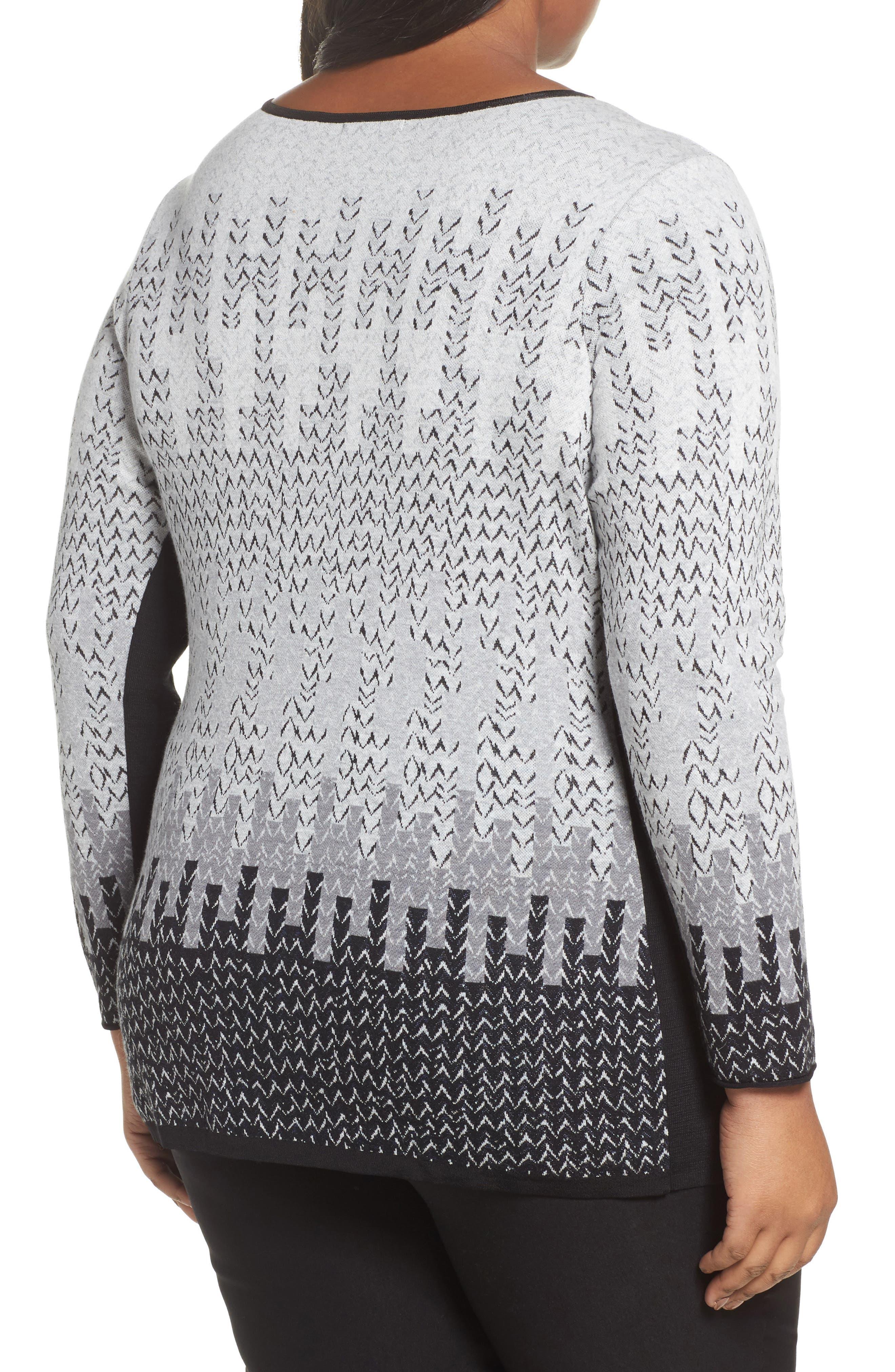 Sunset Sweater,                             Alternate thumbnail 3, color,