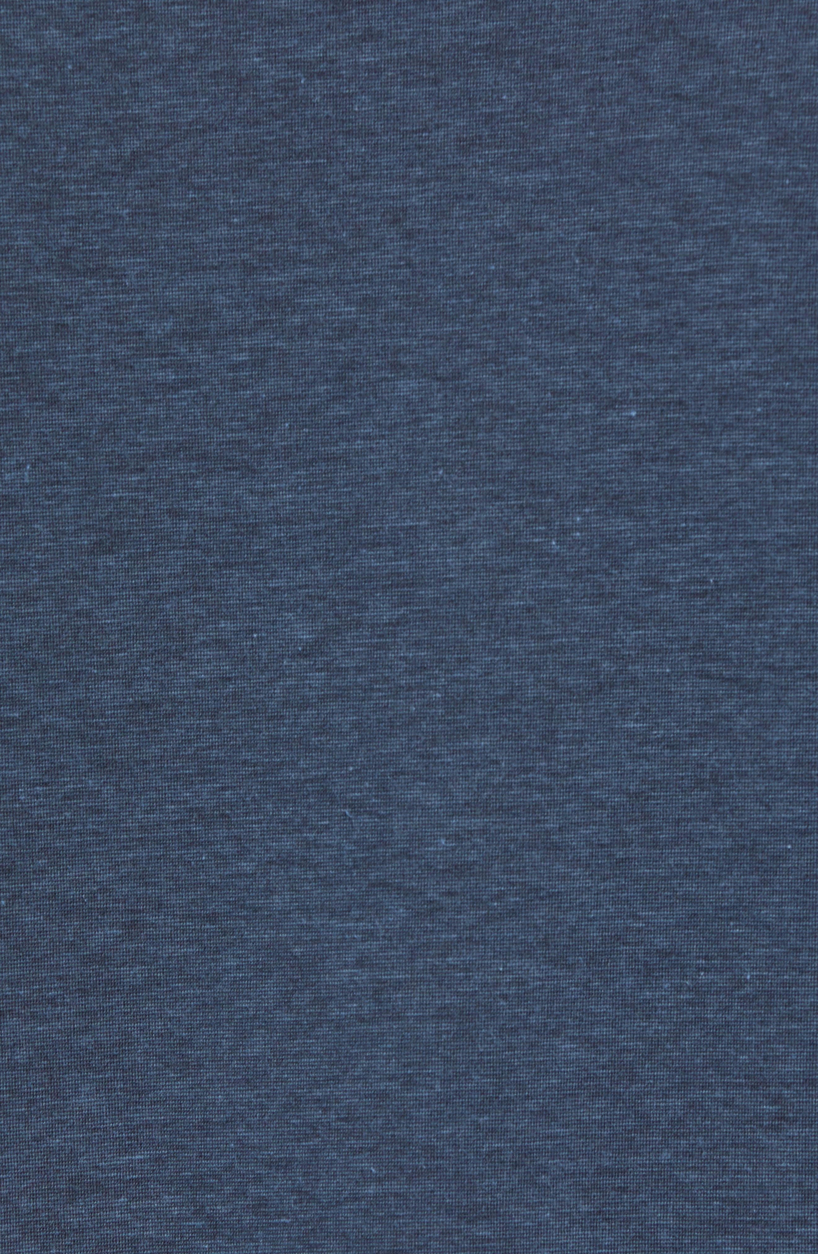Laze T-Shirt,                             Alternate thumbnail 5, color,                             TRUE NAVY/ BLACK