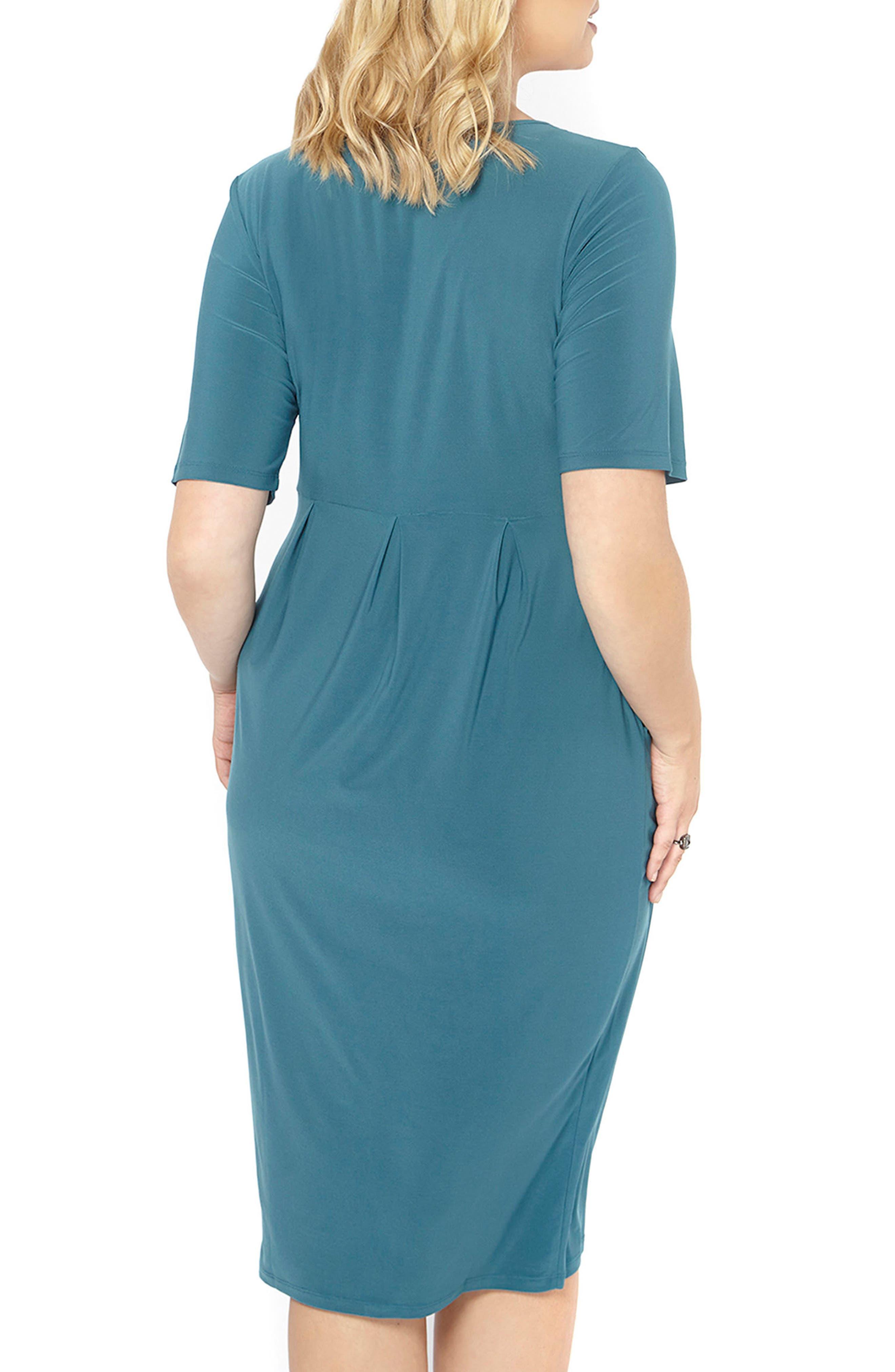 Pocket Dress,                             Alternate thumbnail 2, color,                             300