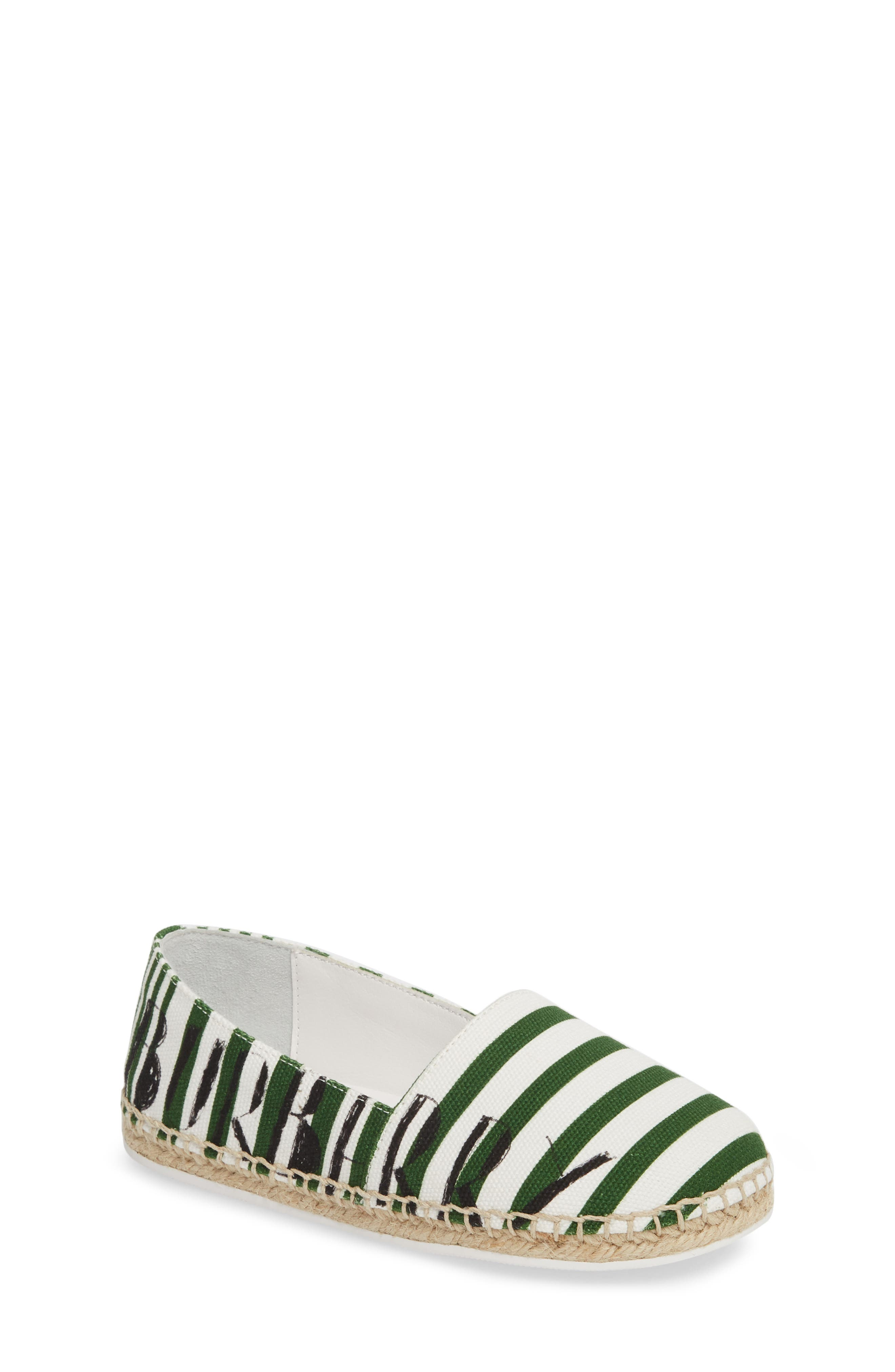Peckfield Espadrille Slip-On,                             Main thumbnail 1, color,                             BRIGHT FERN GREEN
